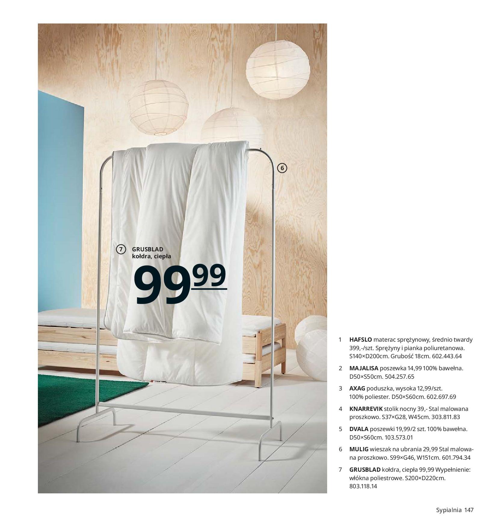 Gazetka IKEA - Katalog IKEA 2020-25.08.2019-31.07.2020-page-147