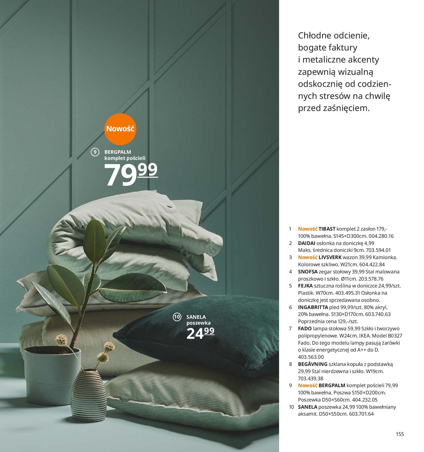 Gazetka IKEA - Katalog IKEA 2020-25.08.2019-31.07.2020-page-155