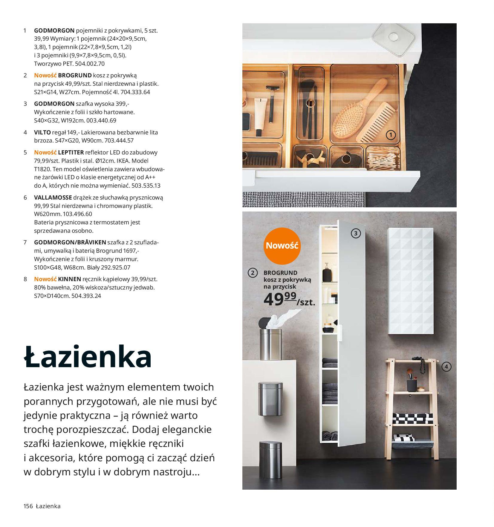 Gazetka IKEA - Katalog IKEA 2020-25.08.2019-31.07.2020-page-156