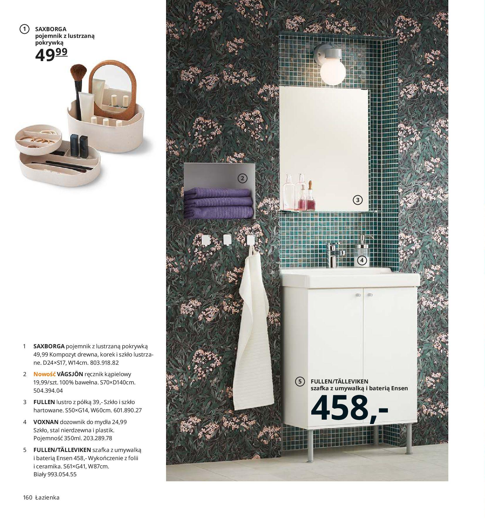Gazetka IKEA - Katalog IKEA 2020-25.08.2019-31.07.2020-page-160