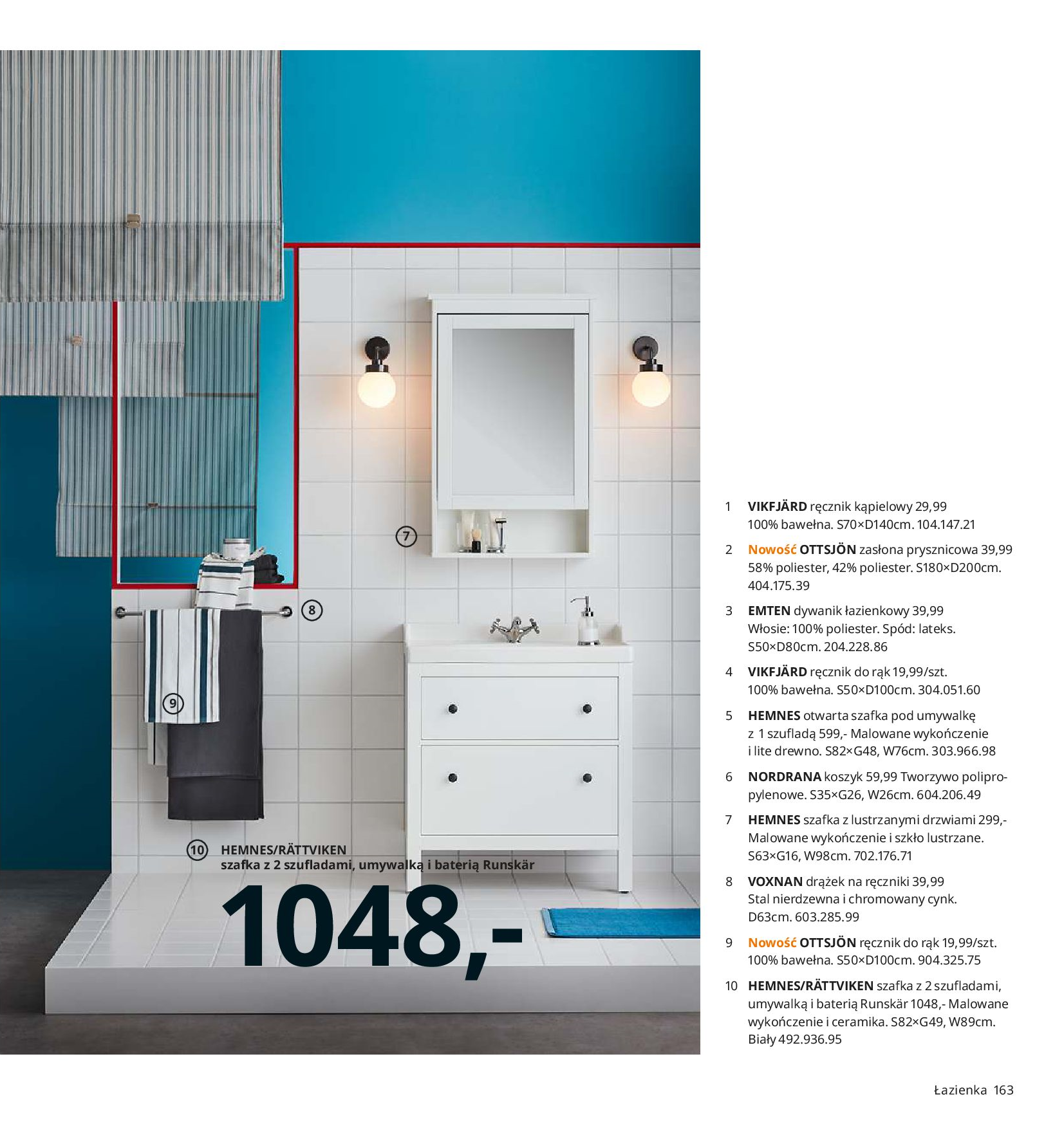 Gazetka IKEA - Katalog IKEA 2020-25.08.2019-31.07.2020-page-163