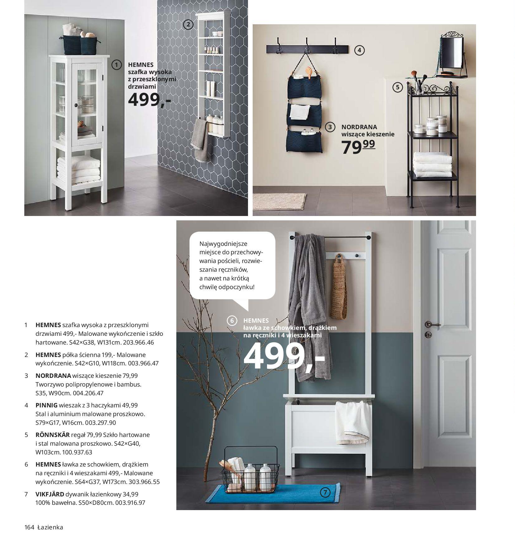 Gazetka IKEA - Katalog IKEA 2020-25.08.2019-31.07.2020-page-164