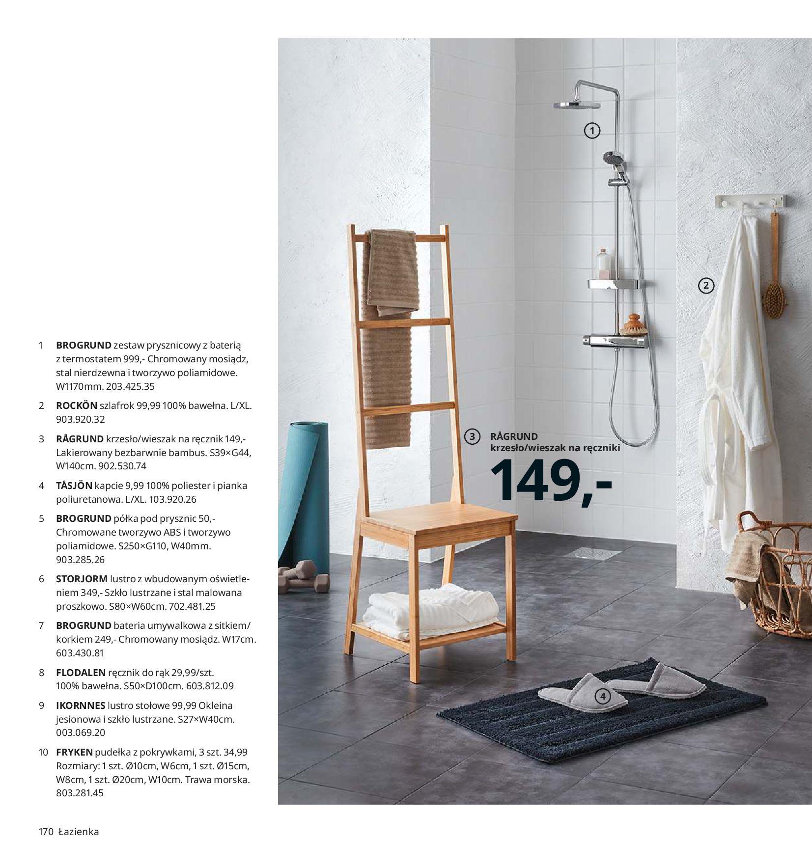 Gazetka IKEA - Katalog IKEA 2020-25.08.2019-31.07.2020-page-170