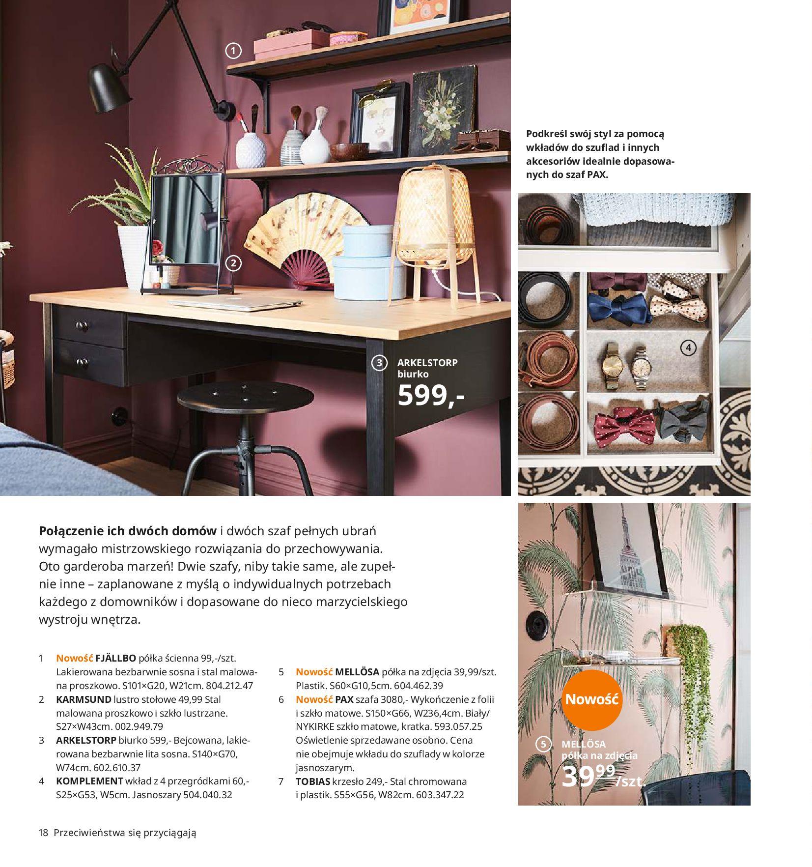 Gazetka IKEA - Katalog IKEA 2020-25.08.2019-31.07.2020-page-18