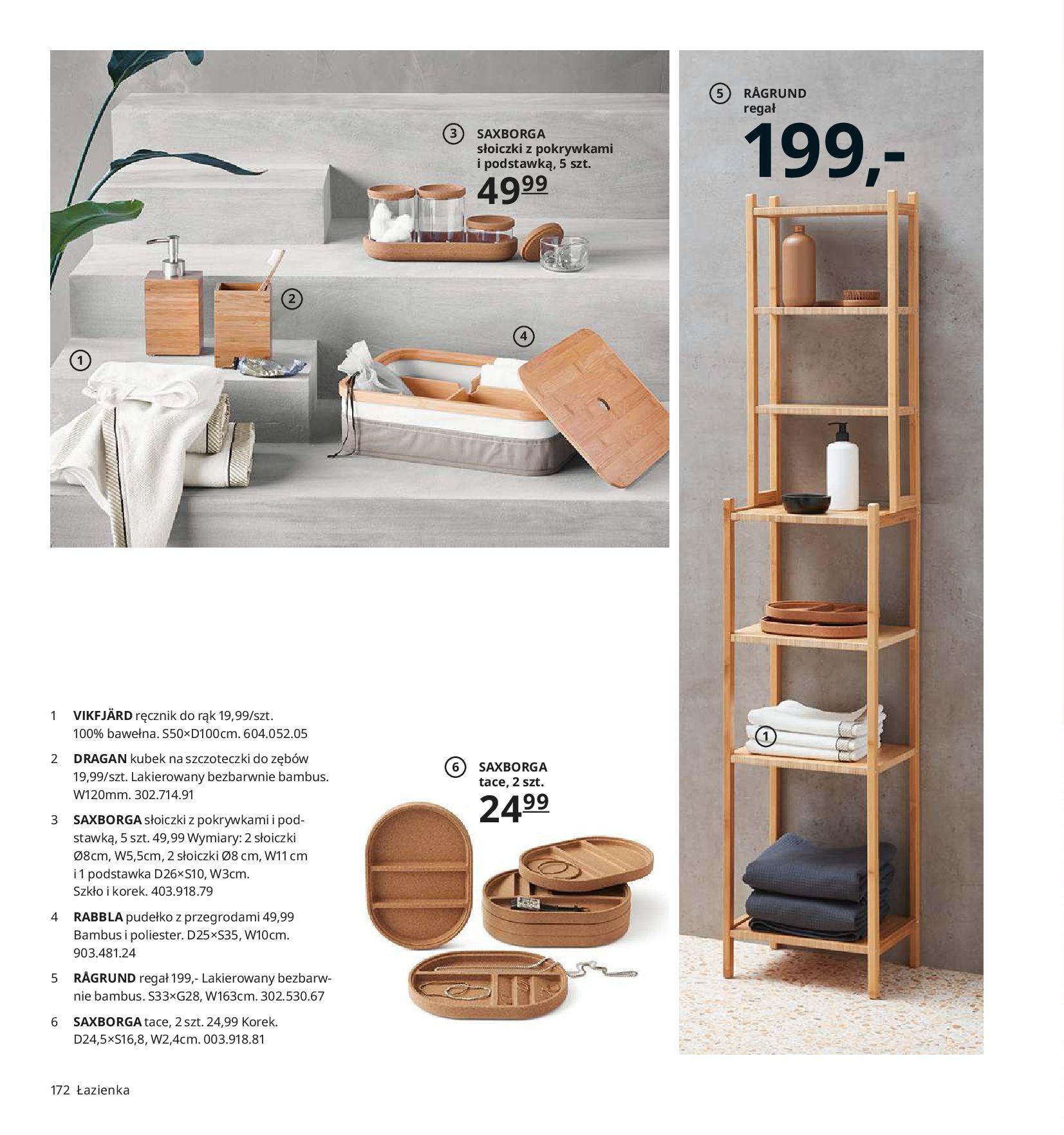 Gazetka IKEA - Katalog IKEA 2020-25.08.2019-31.07.2020-page-172