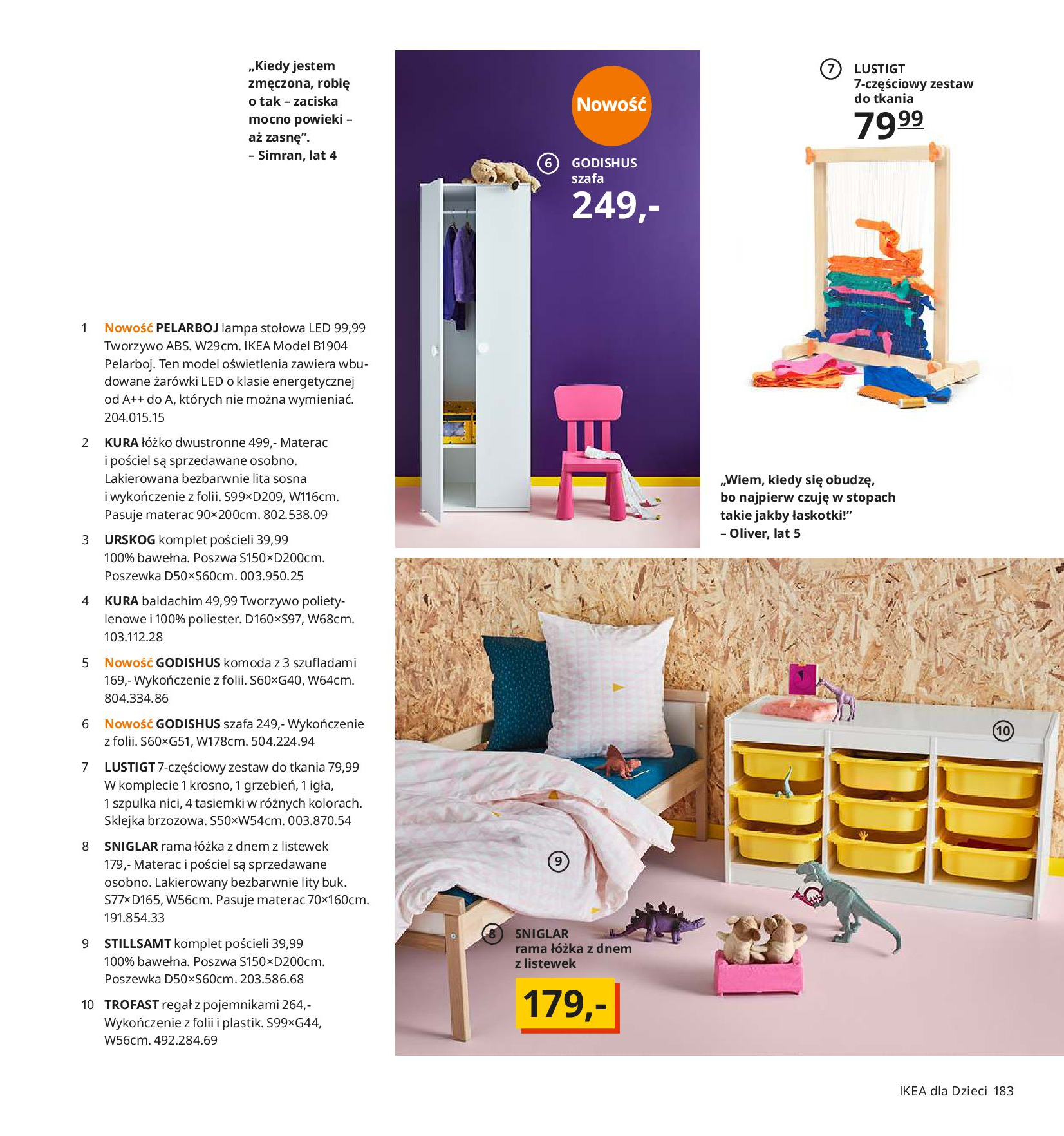 Gazetka IKEA - Katalog IKEA 2020-25.08.2019-31.07.2020-page-183