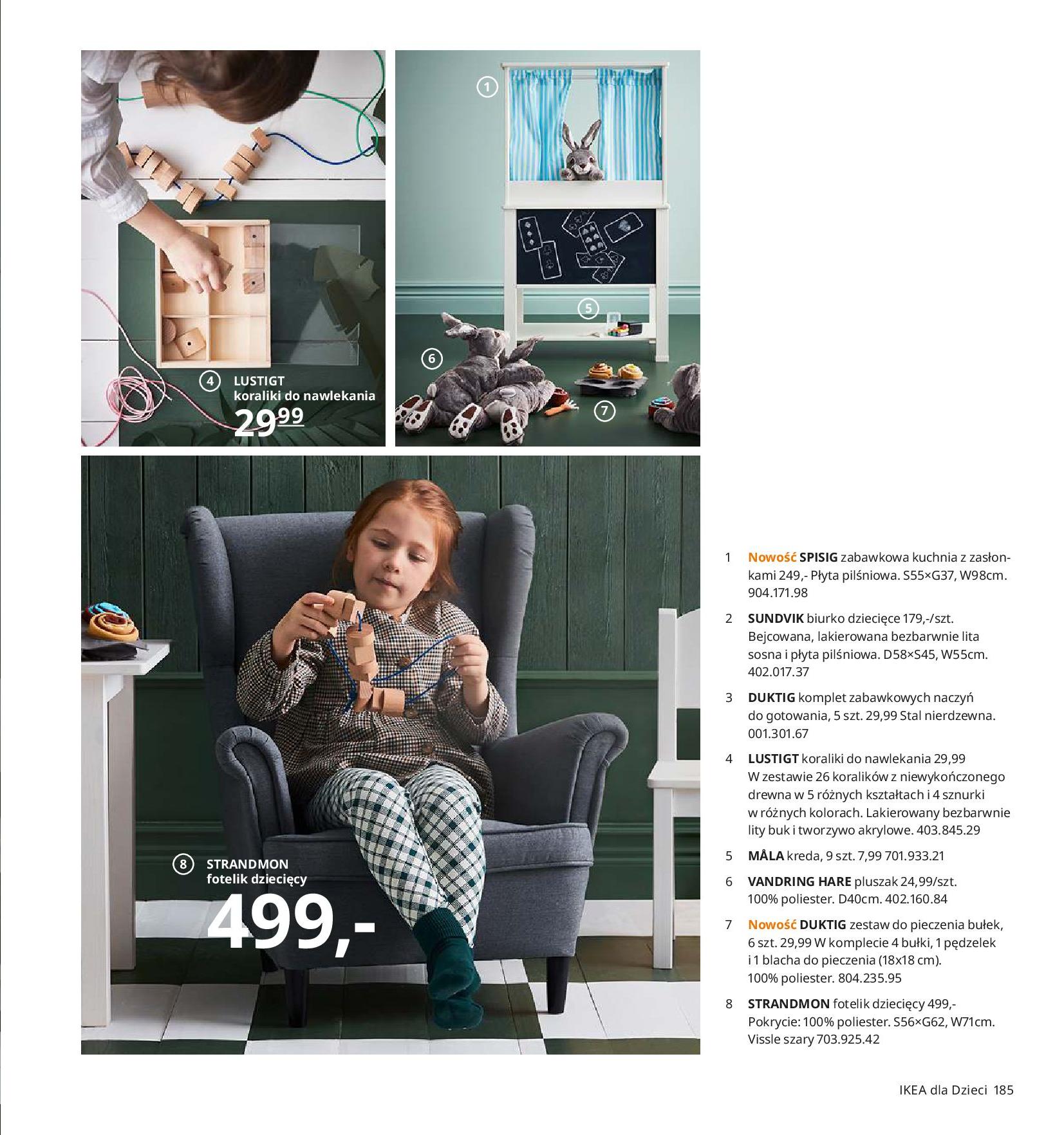 Gazetka IKEA - Katalog IKEA 2020-25.08.2019-31.07.2020-page-185