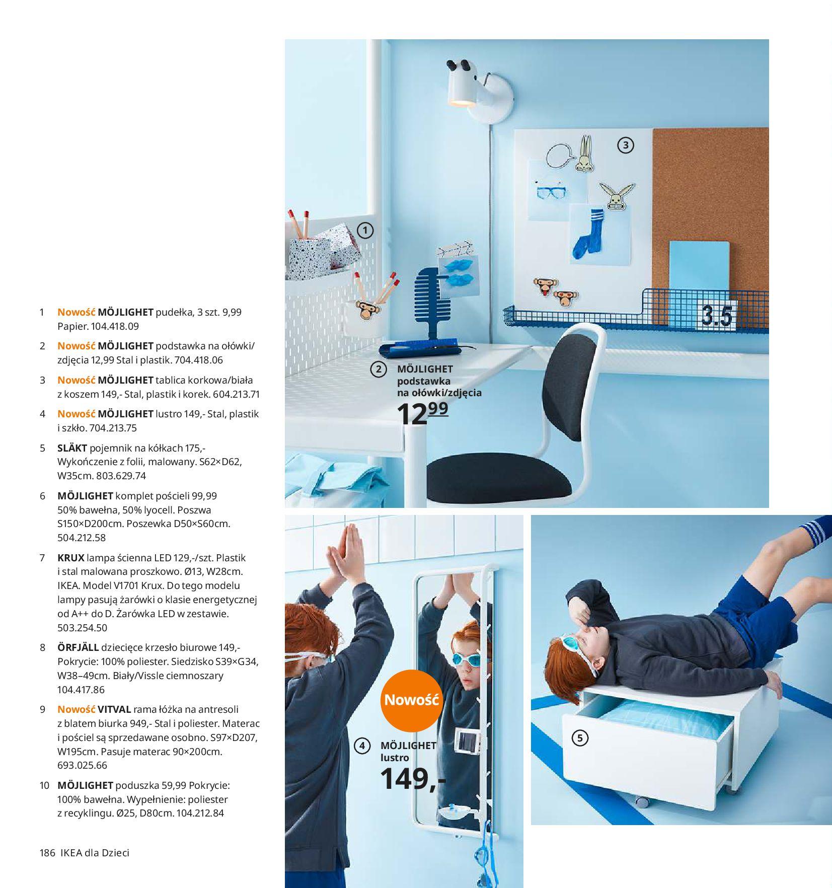 Gazetka IKEA - Katalog IKEA 2020-25.08.2019-31.07.2020-page-186