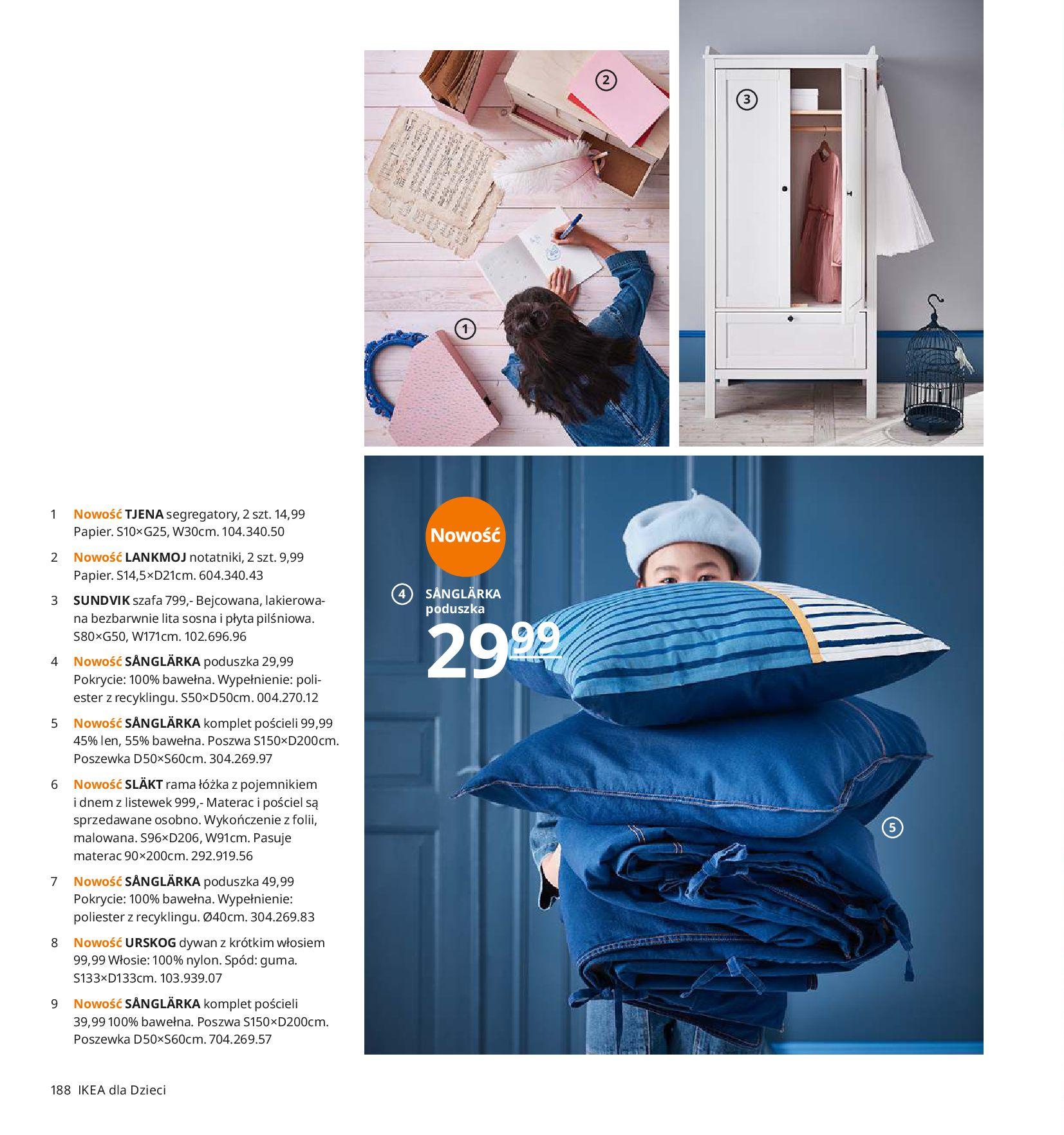 Gazetka IKEA - Katalog IKEA 2020-25.08.2019-31.07.2020-page-188