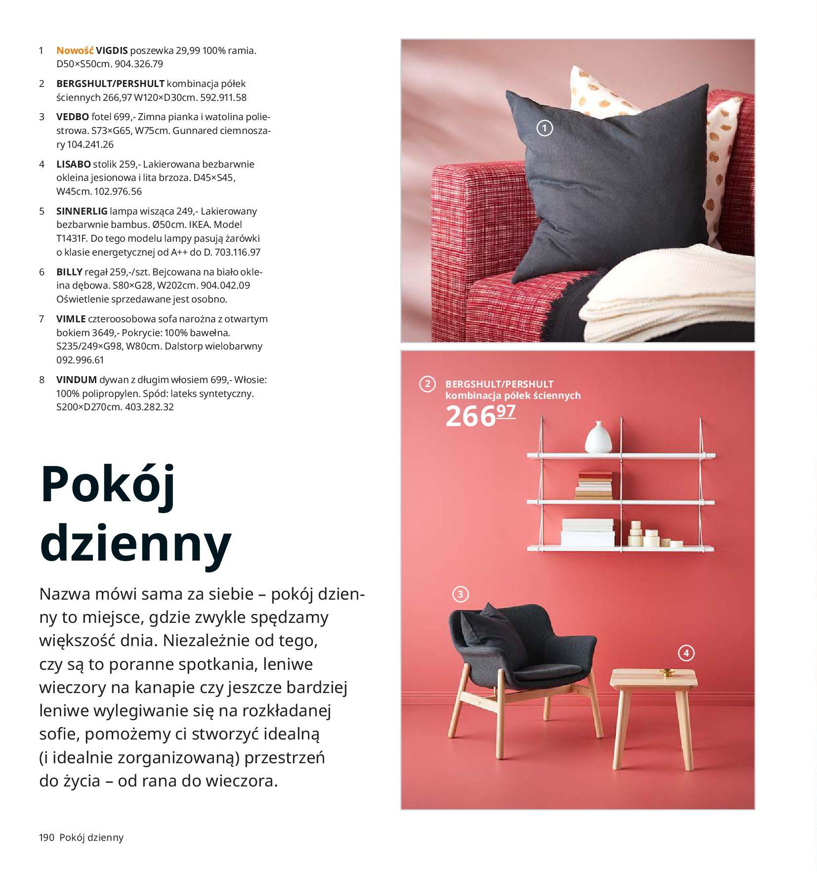 Gazetka IKEA - Katalog IKEA 2020-25.08.2019-31.07.2020-page-190