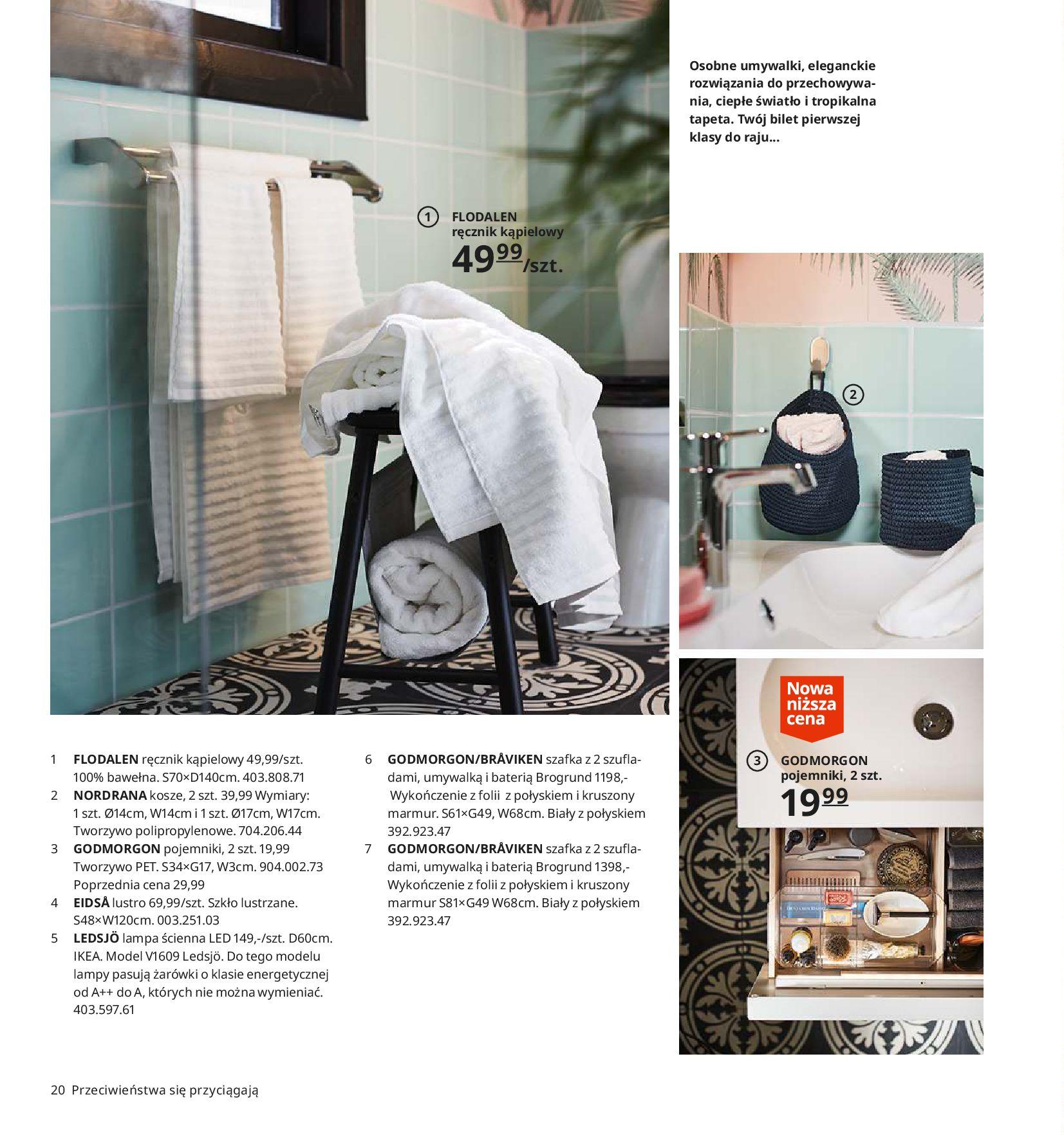 Gazetka IKEA - Katalog IKEA 2020-25.08.2019-31.07.2020-page-20