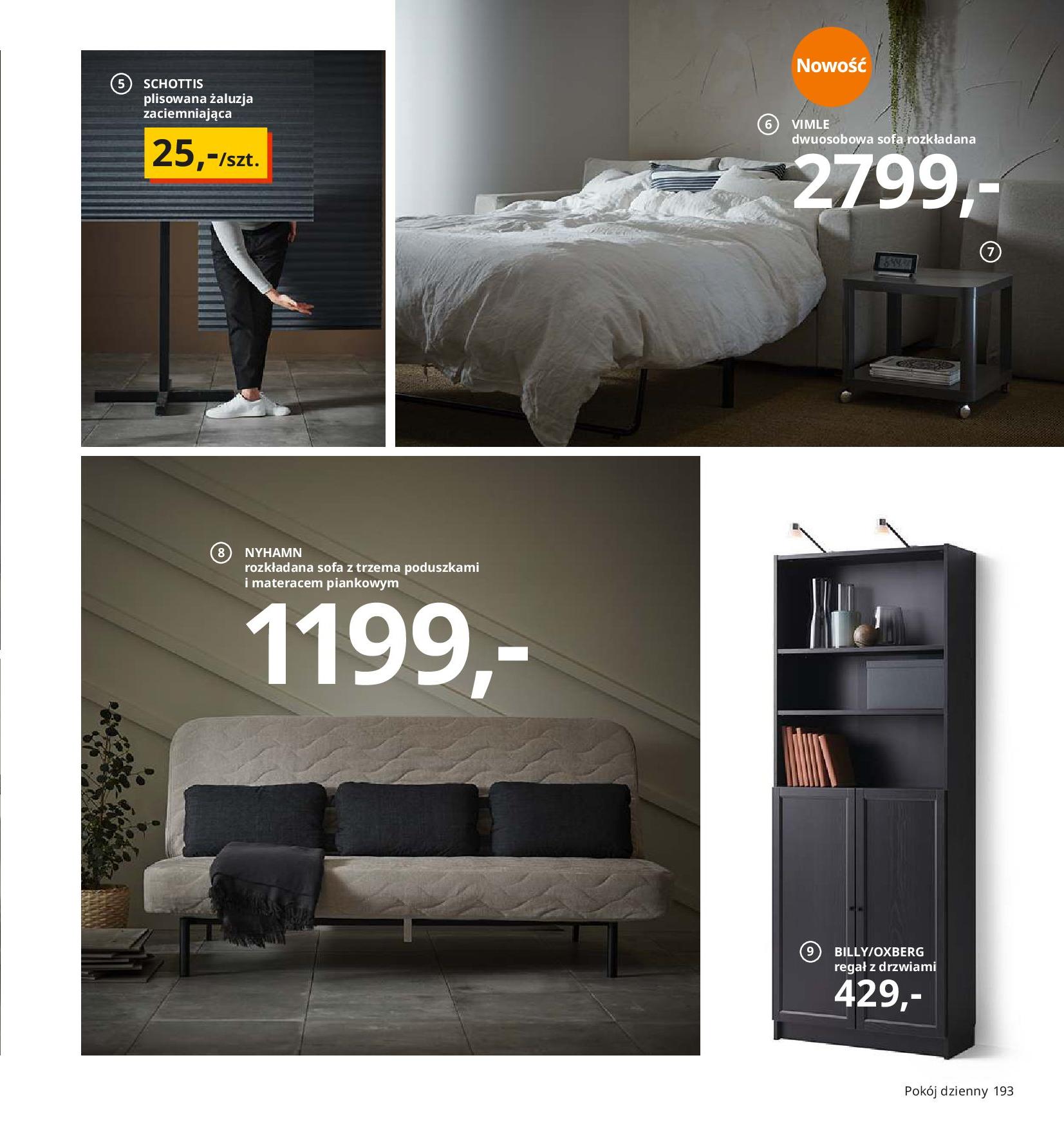 Gazetka IKEA - Katalog IKEA 2020-25.08.2019-31.07.2020-page-193