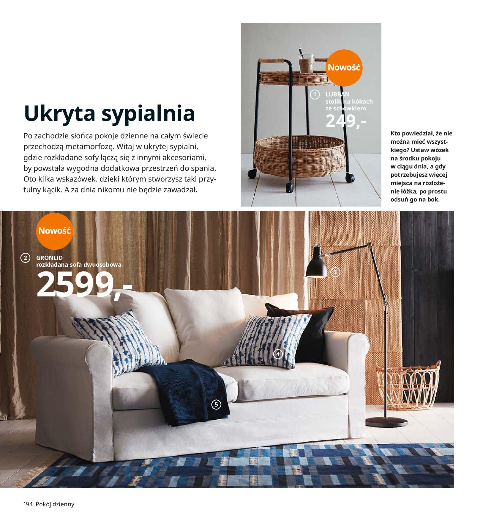 Gazetka IKEA - Katalog IKEA 2020-25.08.2019-31.07.2020-page-194