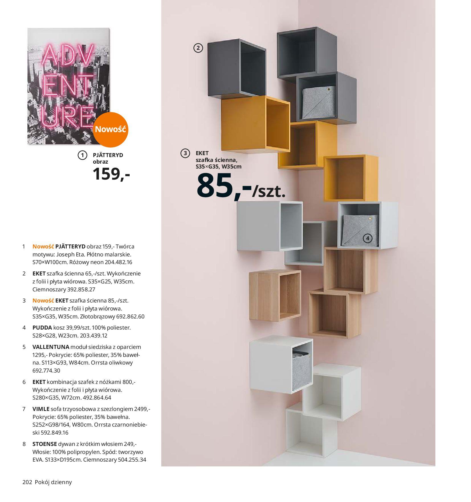 Gazetka IKEA - Katalog IKEA 2020-25.08.2019-31.07.2020-page-202