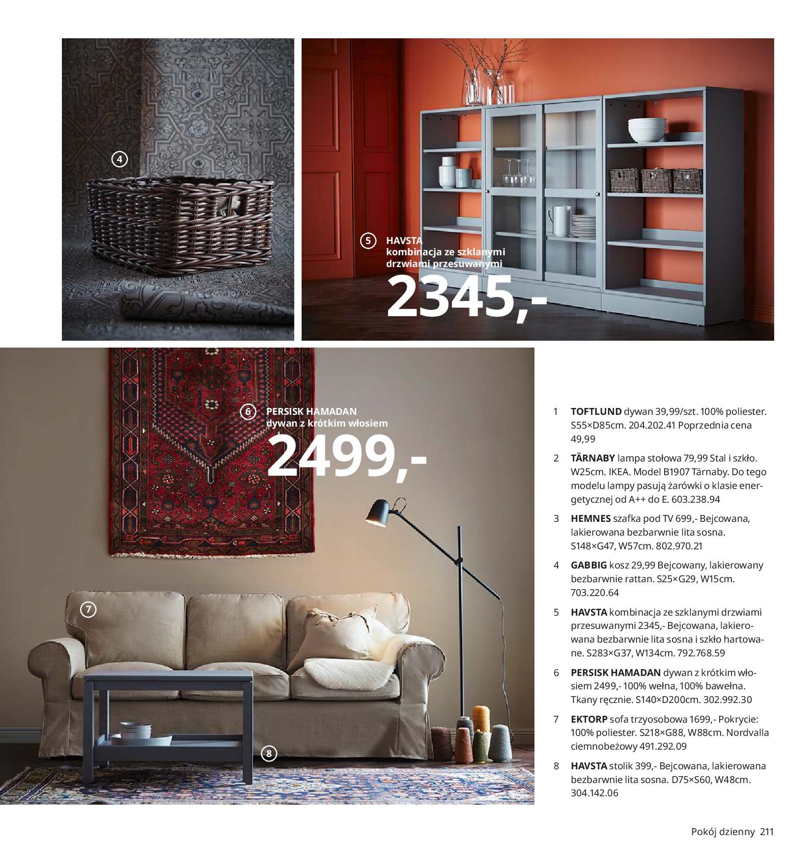Gazetka IKEA - Katalog IKEA 2020-25.08.2019-31.07.2020-page-211