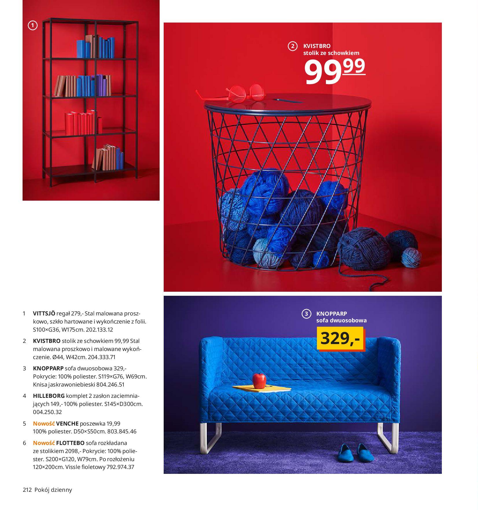 Gazetka IKEA - Katalog IKEA 2020-25.08.2019-31.07.2020-page-212