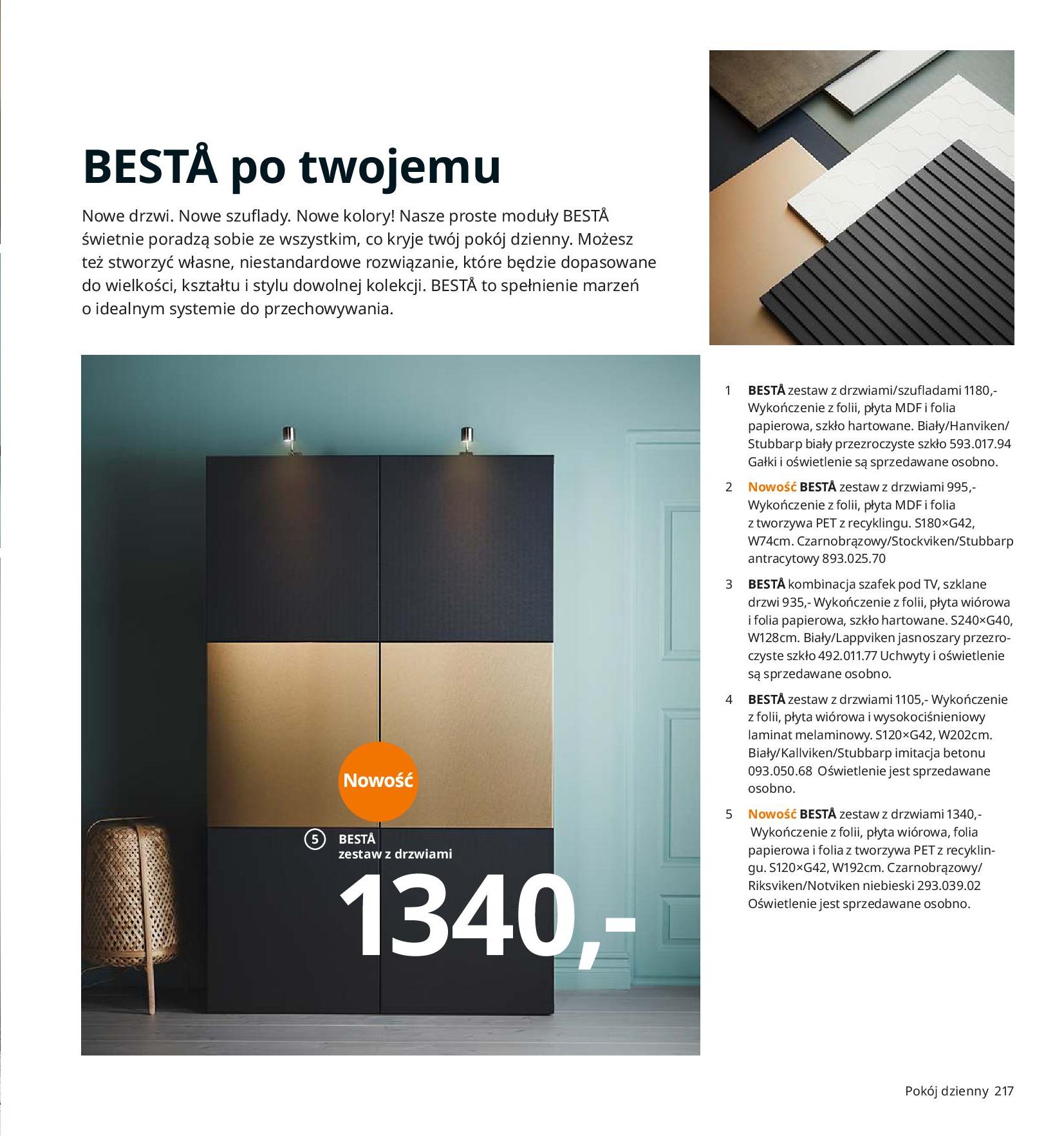 Gazetka IKEA - Katalog IKEA 2020-25.08.2019-31.07.2020-page-217
