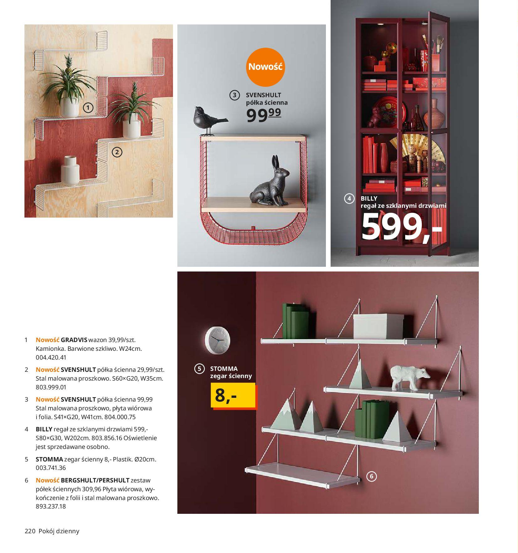 Gazetka IKEA - Katalog IKEA 2020-25.08.2019-31.07.2020-page-220