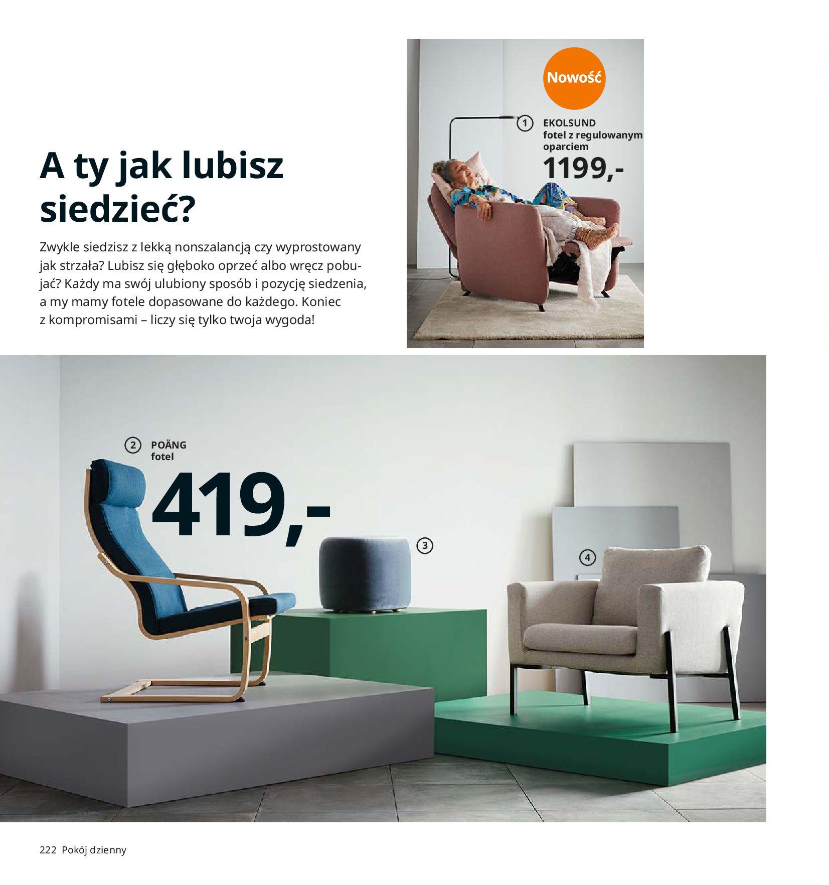 Gazetka IKEA - Katalog IKEA 2020-25.08.2019-31.07.2020-page-222