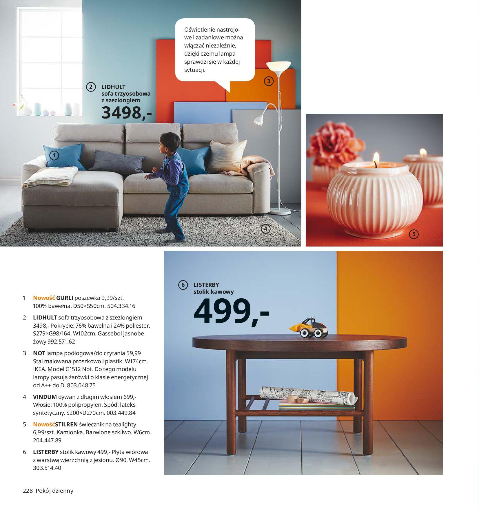 Gazetka IKEA - Katalog IKEA 2020-25.08.2019-31.07.2020-page-228