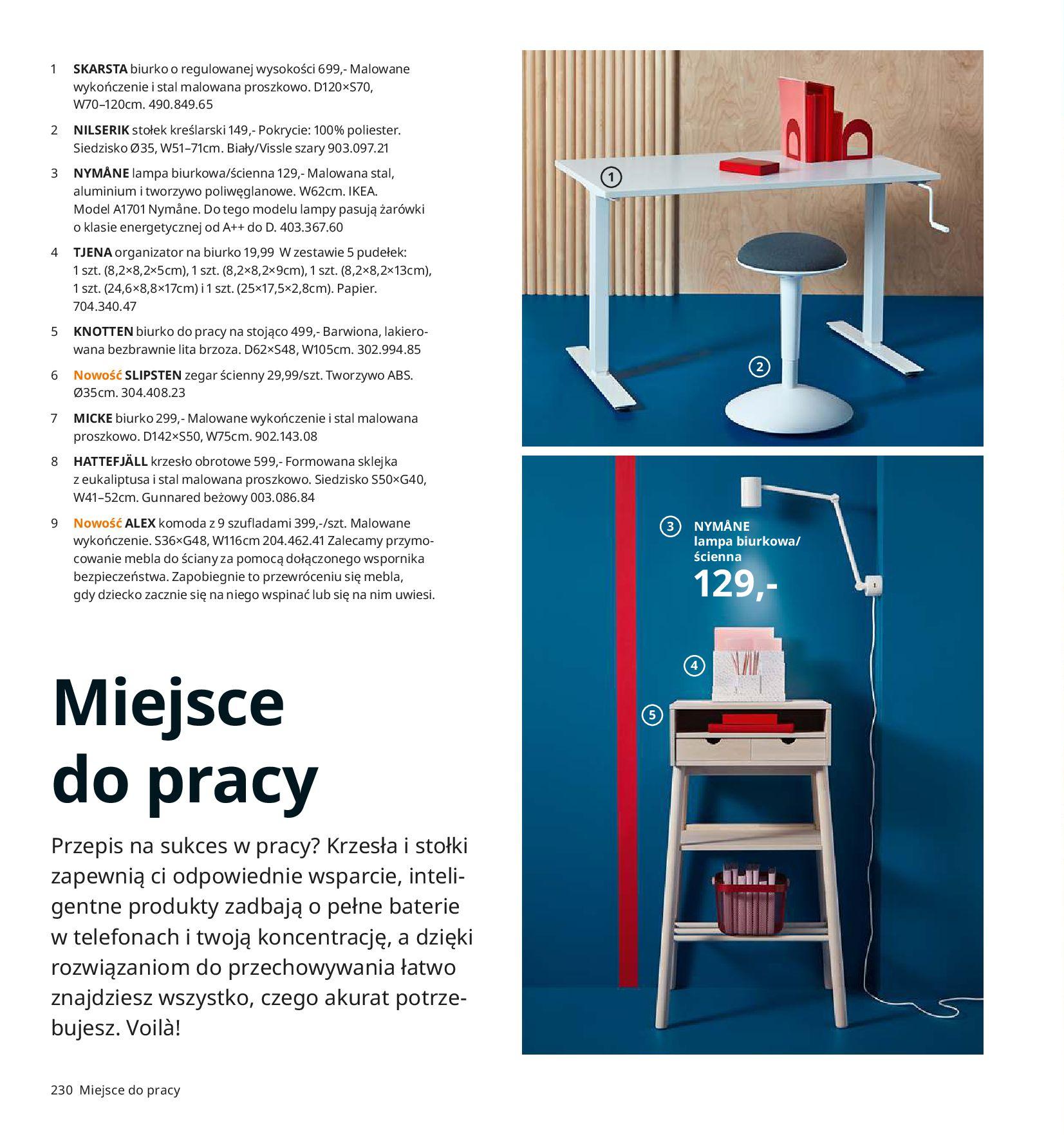 Gazetka IKEA - Katalog IKEA 2020-25.08.2019-31.07.2020-page-230