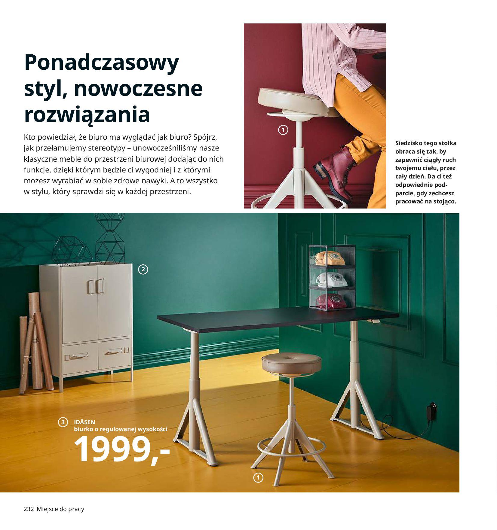 Gazetka IKEA - Katalog IKEA 2020-25.08.2019-31.07.2020-page-232