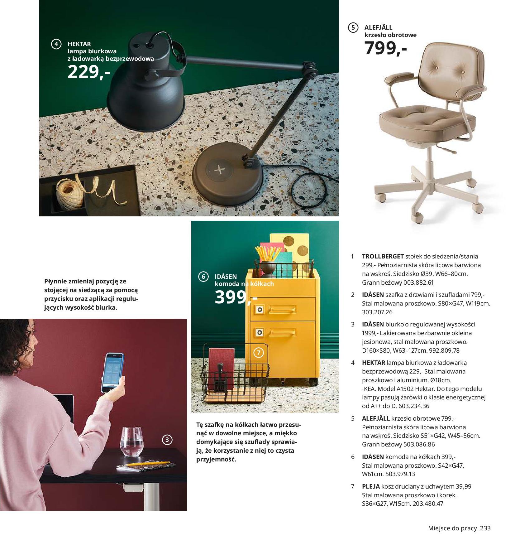 Gazetka IKEA - Katalog IKEA 2020-25.08.2019-31.07.2020-page-233