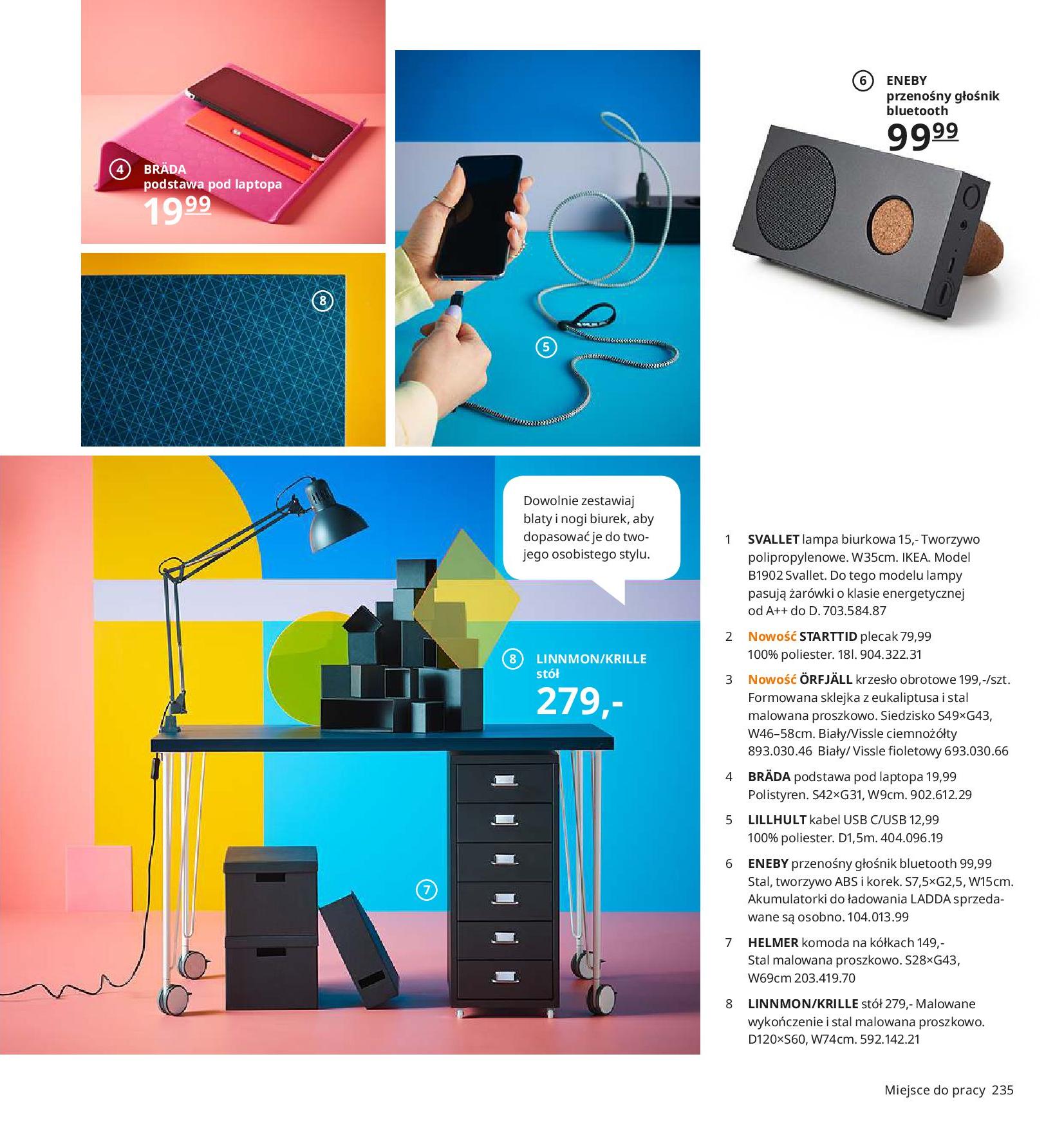 Gazetka IKEA - Katalog IKEA 2020-25.08.2019-31.07.2020-page-235