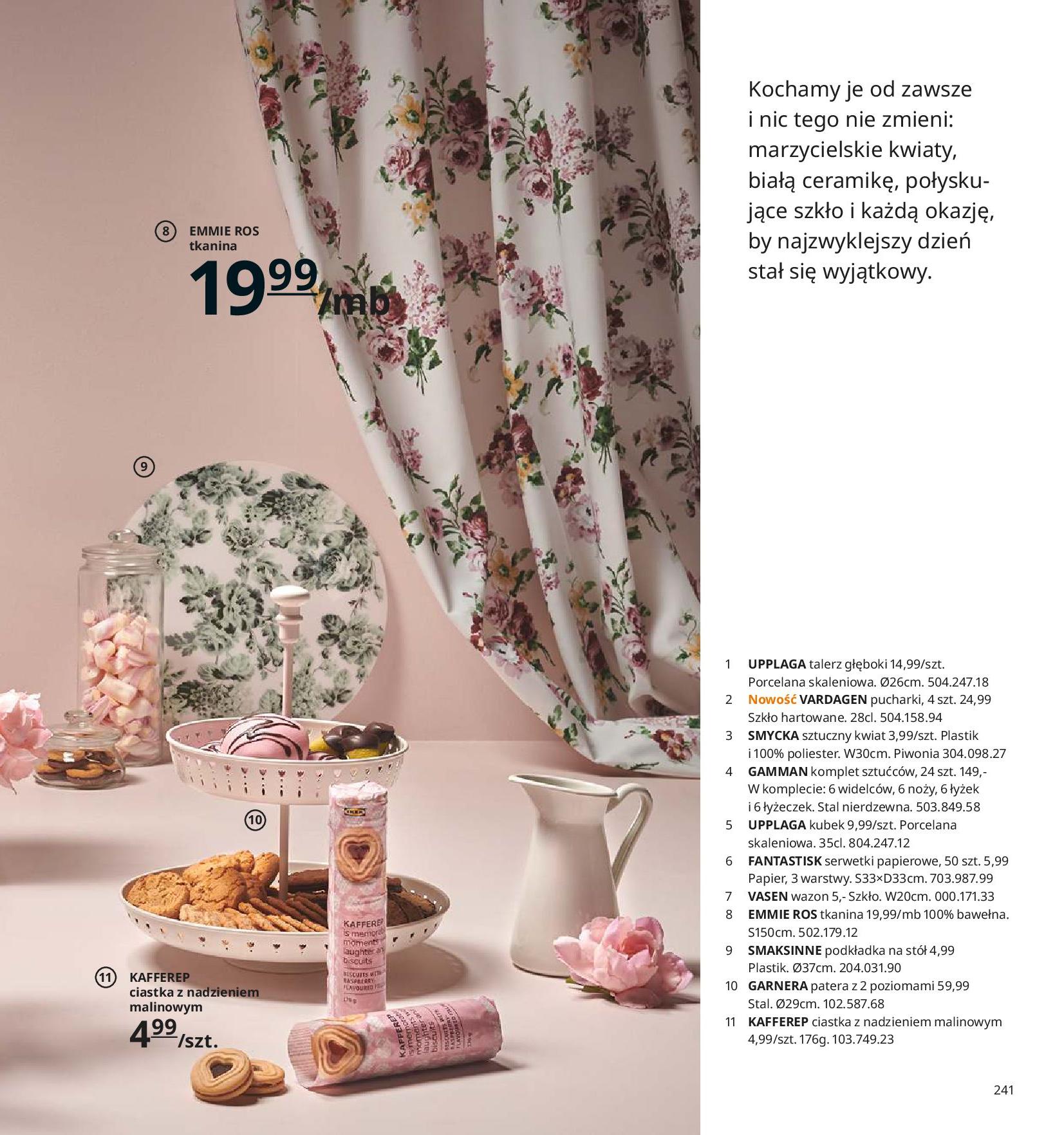 Gazetka IKEA - Katalog IKEA 2020-25.08.2019-31.07.2020-page-241