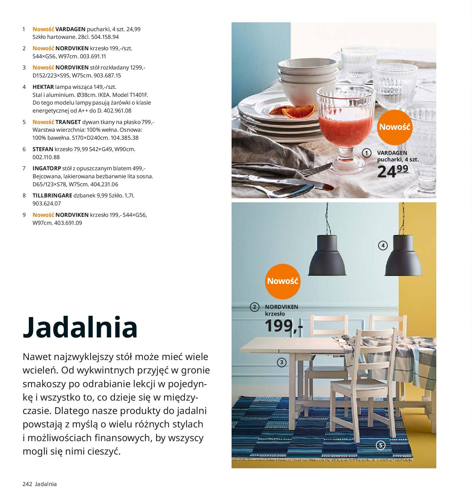 Gazetka IKEA - Katalog IKEA 2020-25.08.2019-31.07.2020-page-242