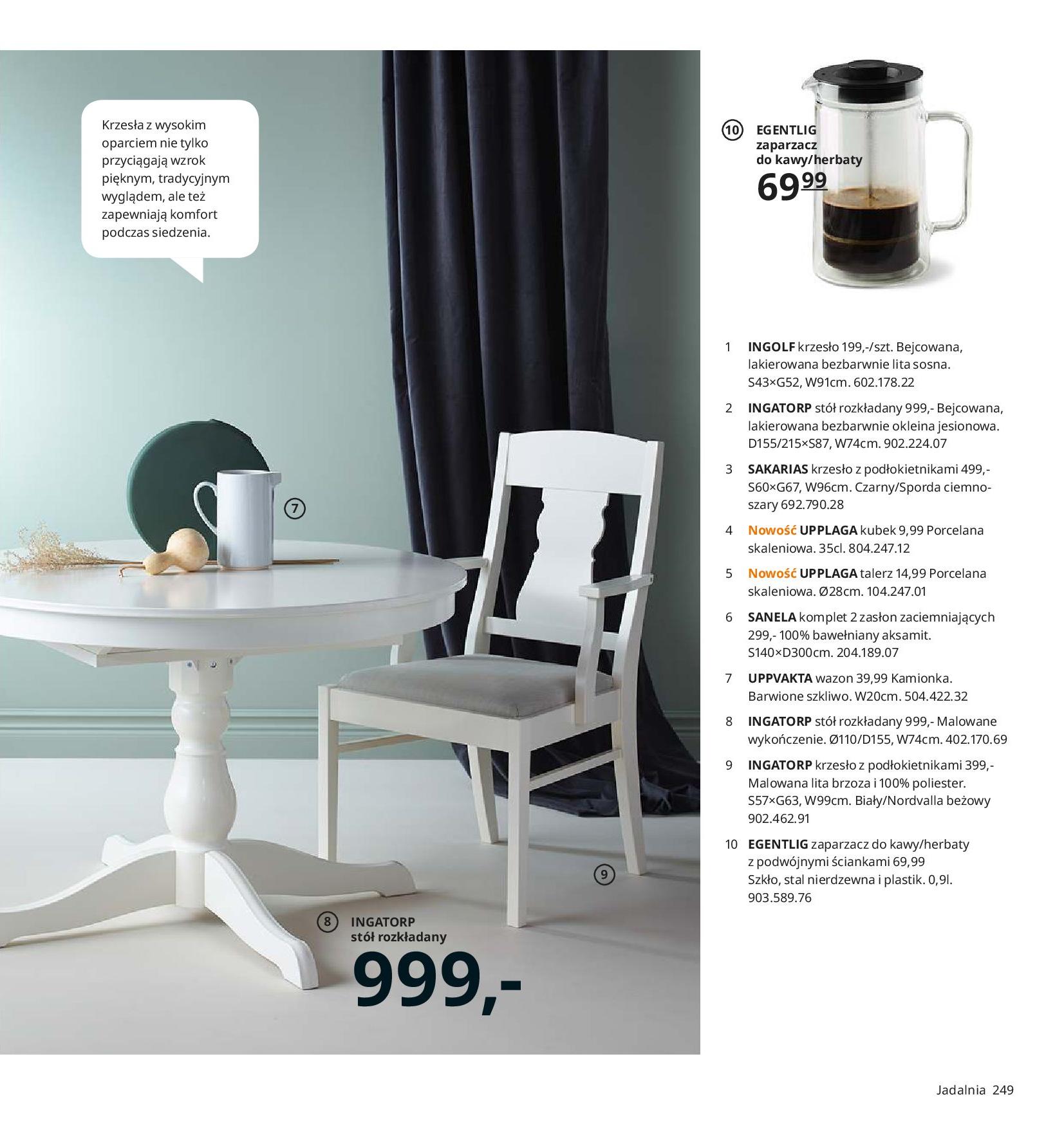 Gazetka IKEA - Katalog IKEA 2020-25.08.2019-31.07.2020-page-249