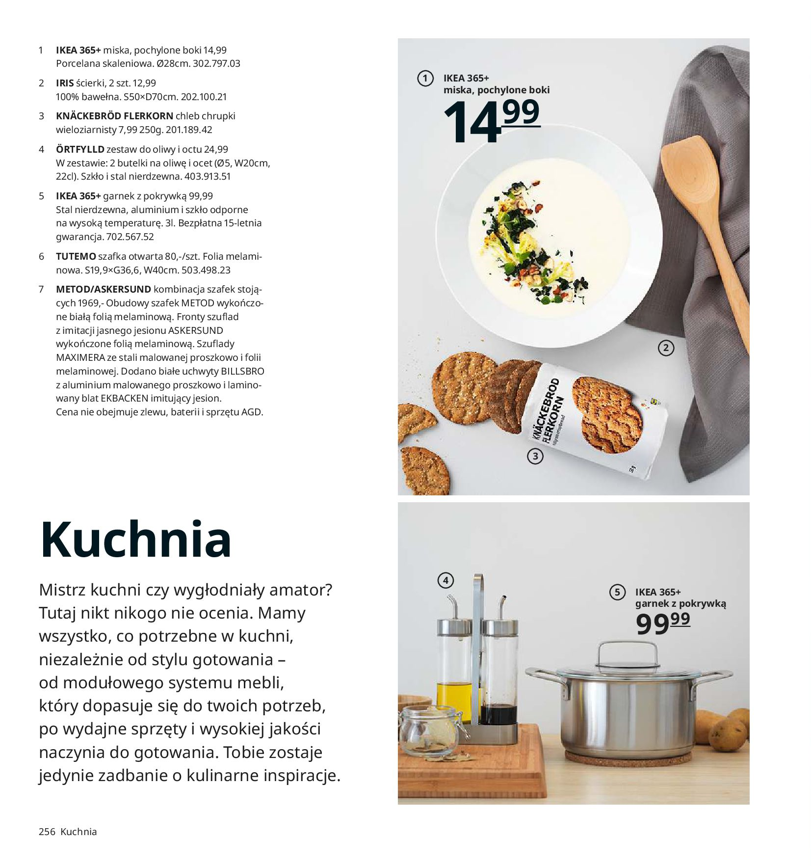 Gazetka IKEA - Katalog IKEA 2020-25.08.2019-31.07.2020-page-256