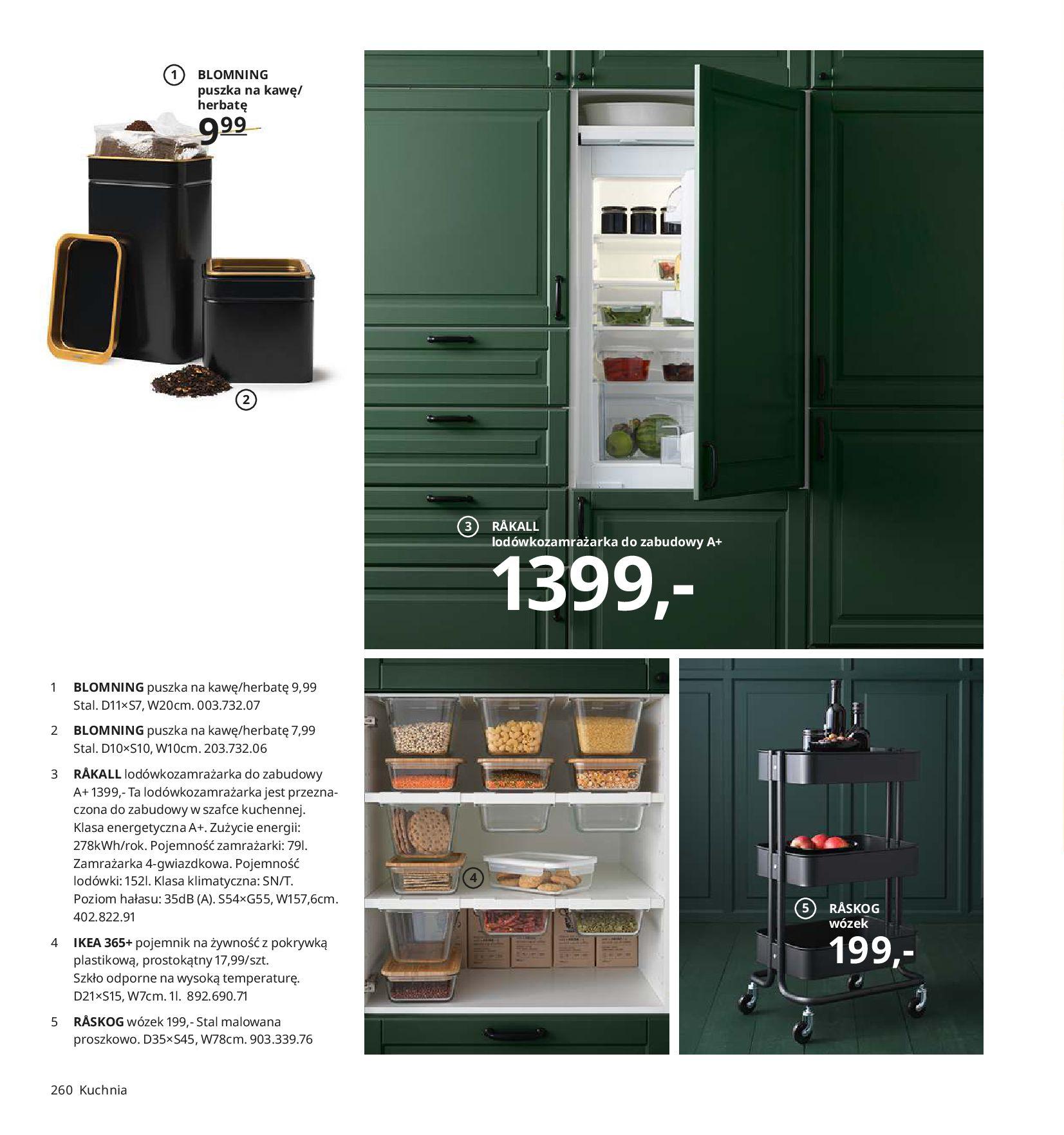 Gazetka IKEA - Katalog IKEA 2020-25.08.2019-31.07.2020-page-260