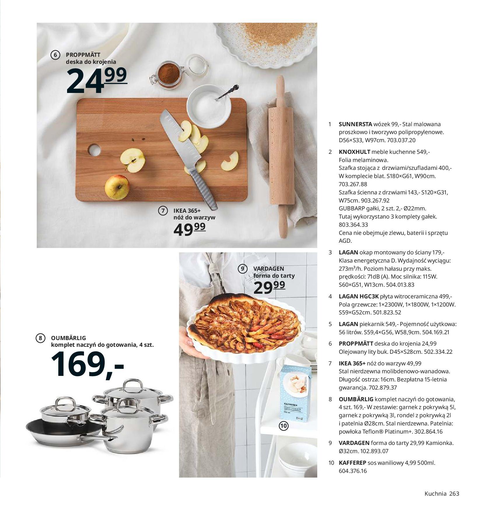 Gazetka IKEA - Katalog IKEA 2020-25.08.2019-31.07.2020-page-263