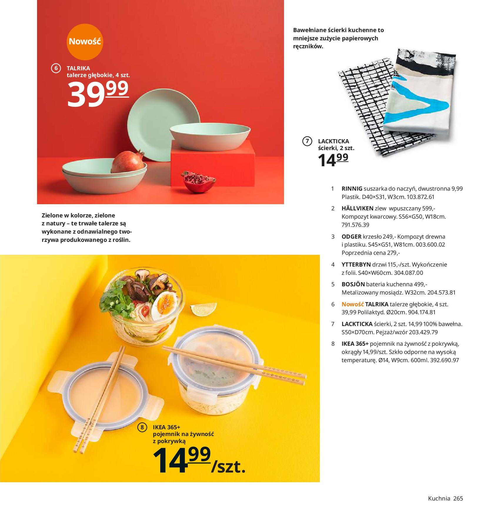 Gazetka IKEA - Katalog IKEA 2020-25.08.2019-31.07.2020-page-265