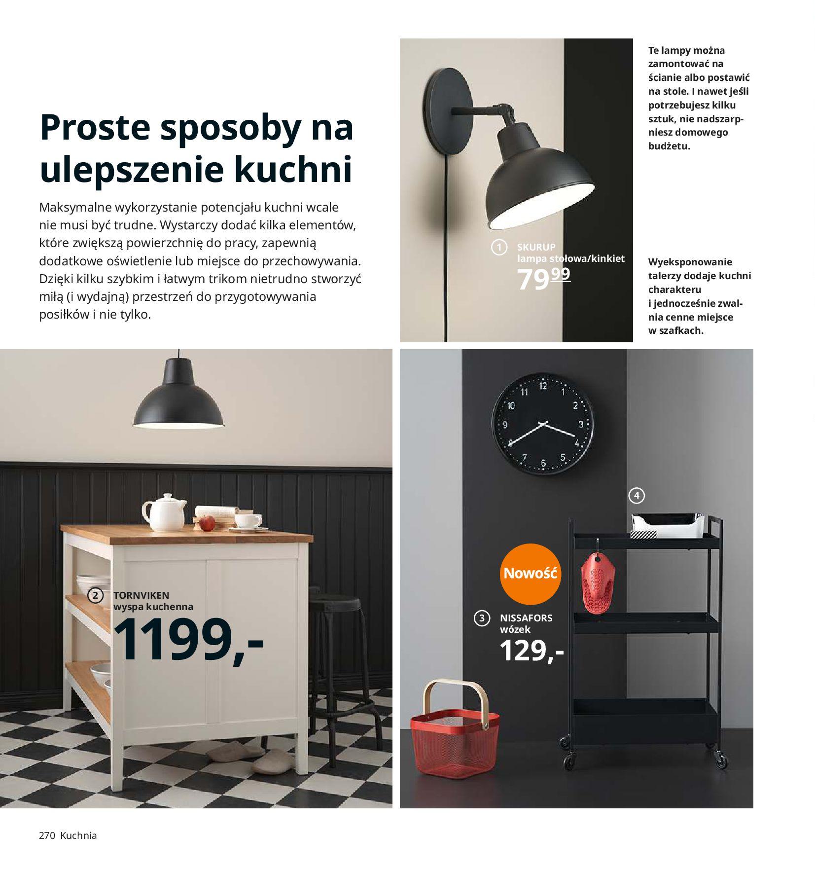 Gazetka IKEA - Katalog IKEA 2020-25.08.2019-31.07.2020-page-270