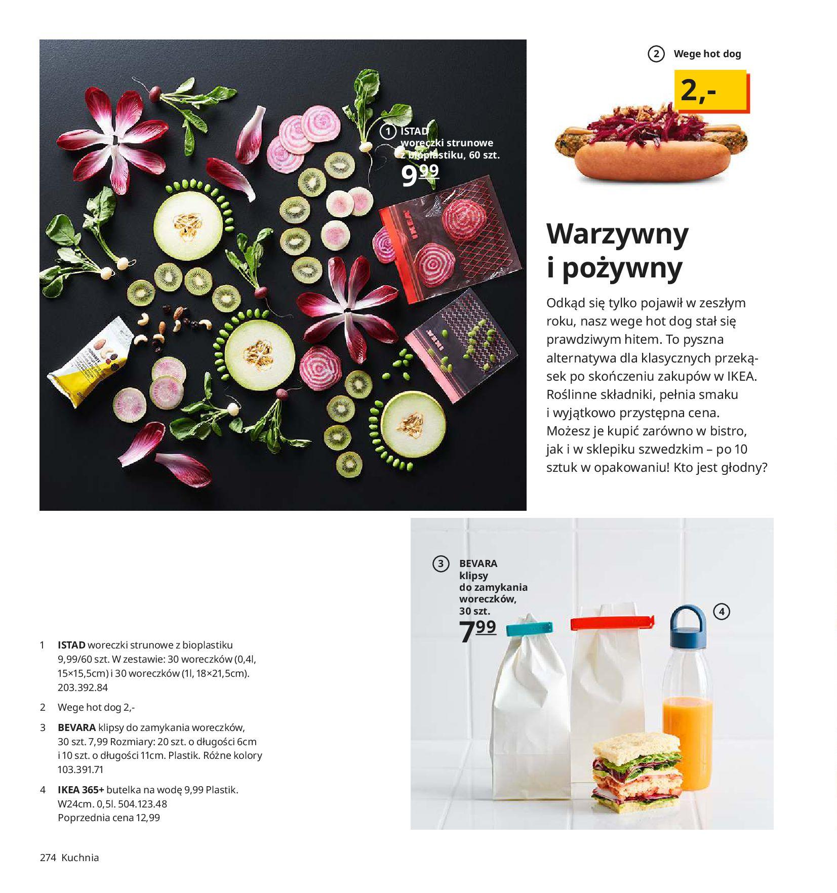 Gazetka IKEA - Katalog IKEA 2020-25.08.2019-31.07.2020-page-274