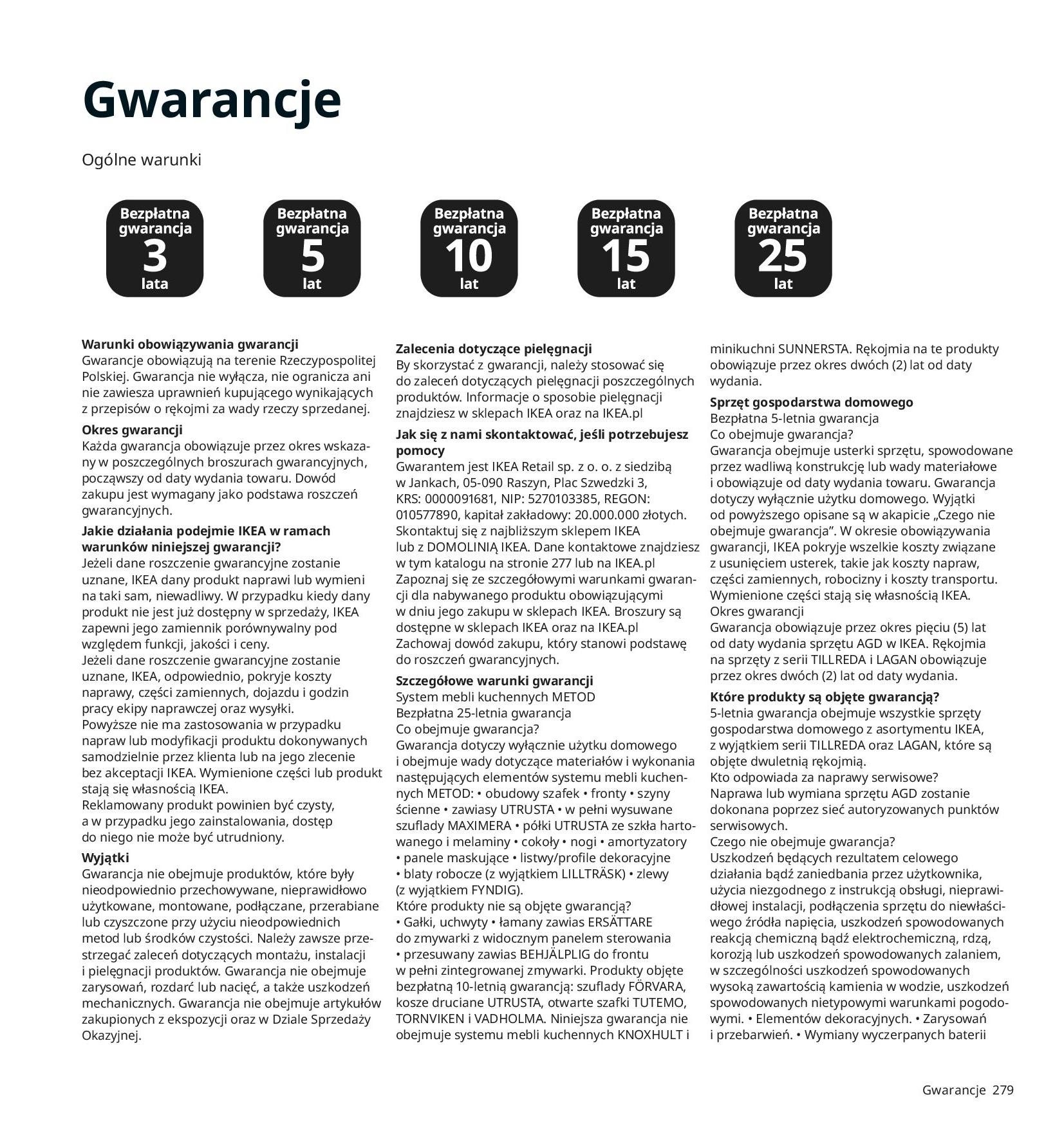 Gazetka IKEA - Katalog IKEA 2020-25.08.2019-31.07.2020-page-279