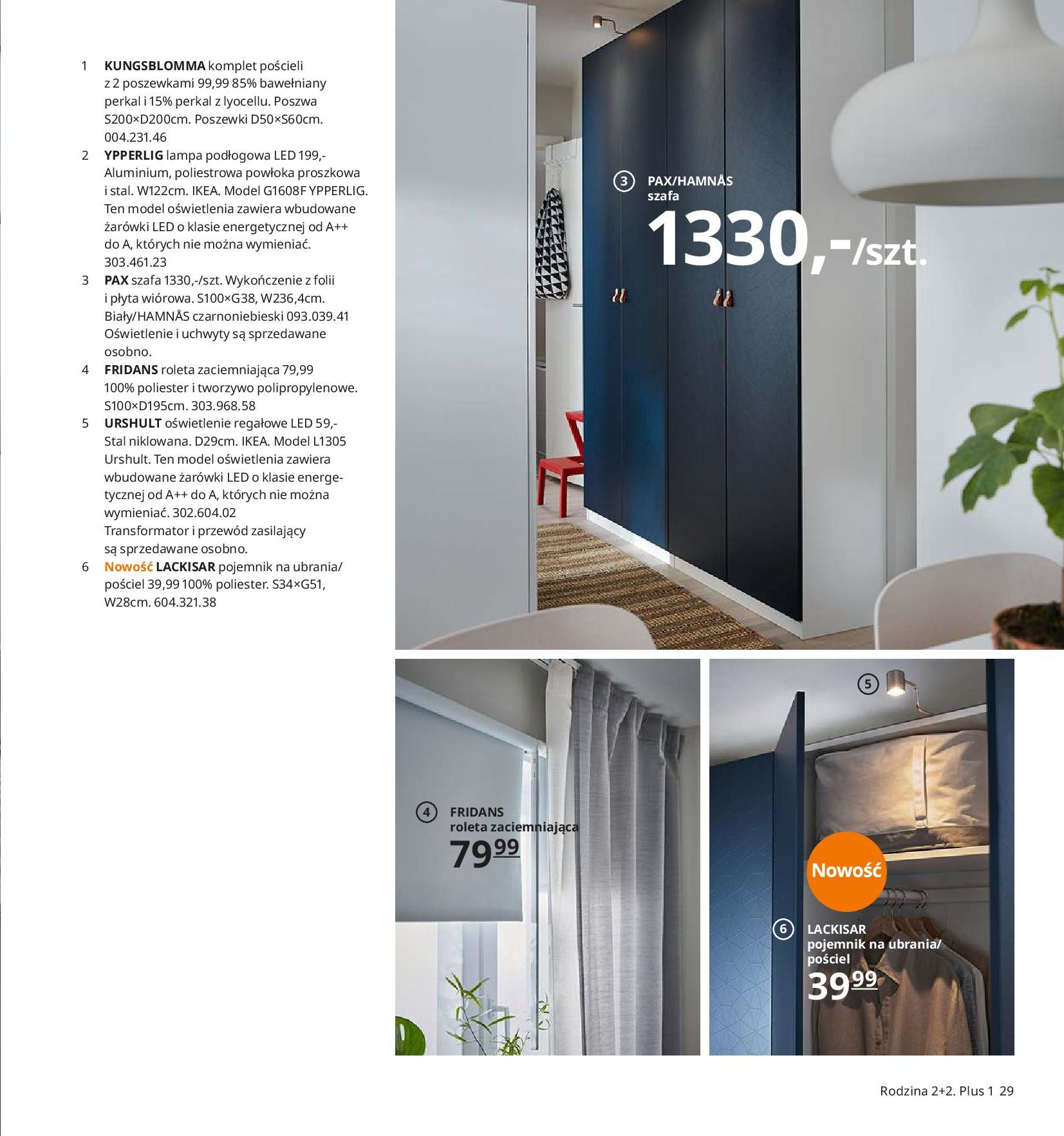 Gazetka IKEA - Katalog IKEA 2020-25.08.2019-31.07.2020-page-29