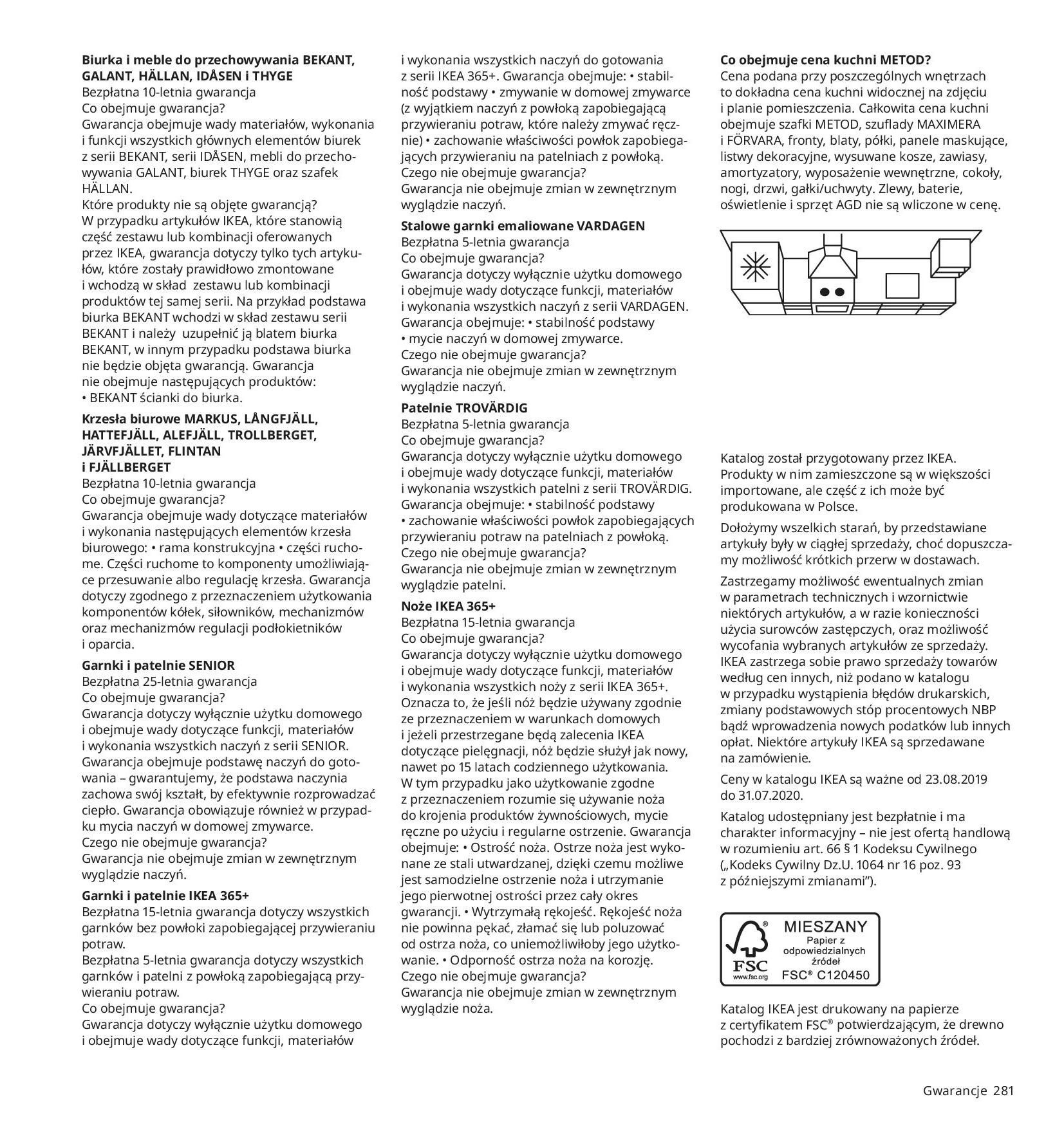 Gazetka IKEA - Katalog IKEA 2020-25.08.2019-31.07.2020-page-281