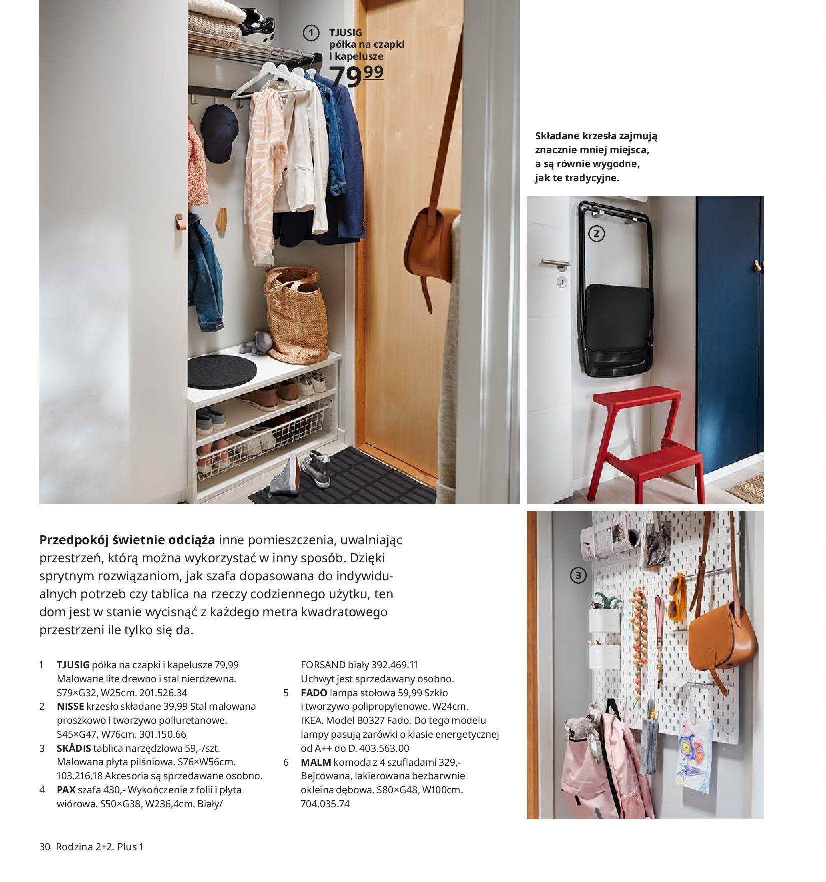 Gazetka IKEA - Katalog IKEA 2020-25.08.2019-31.07.2020-page-30