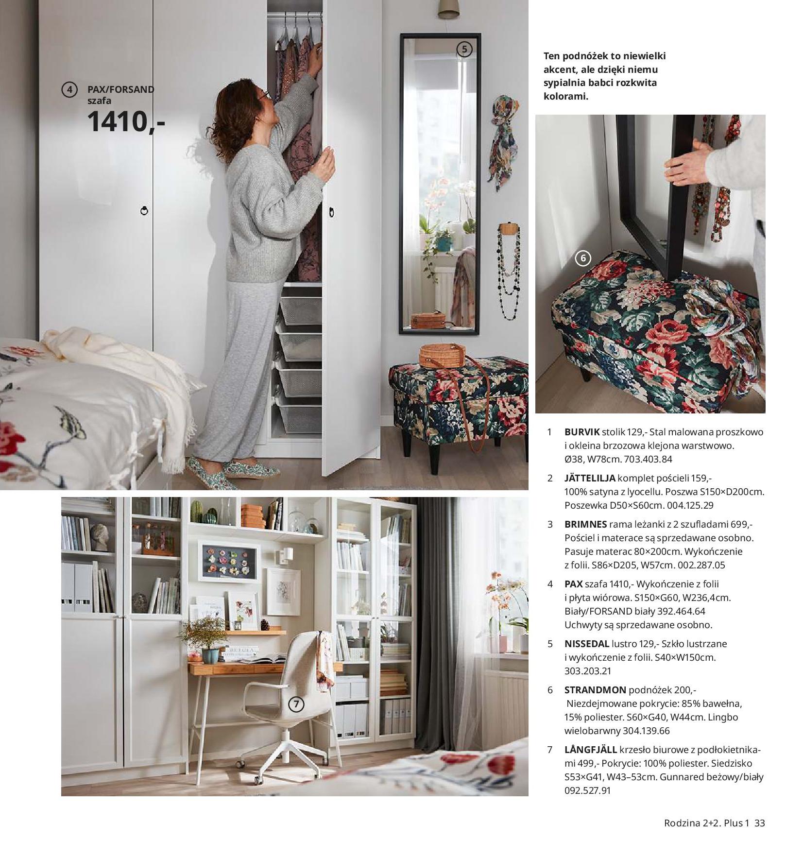 Gazetka IKEA - Katalog IKEA 2020-25.08.2019-31.07.2020-page-33