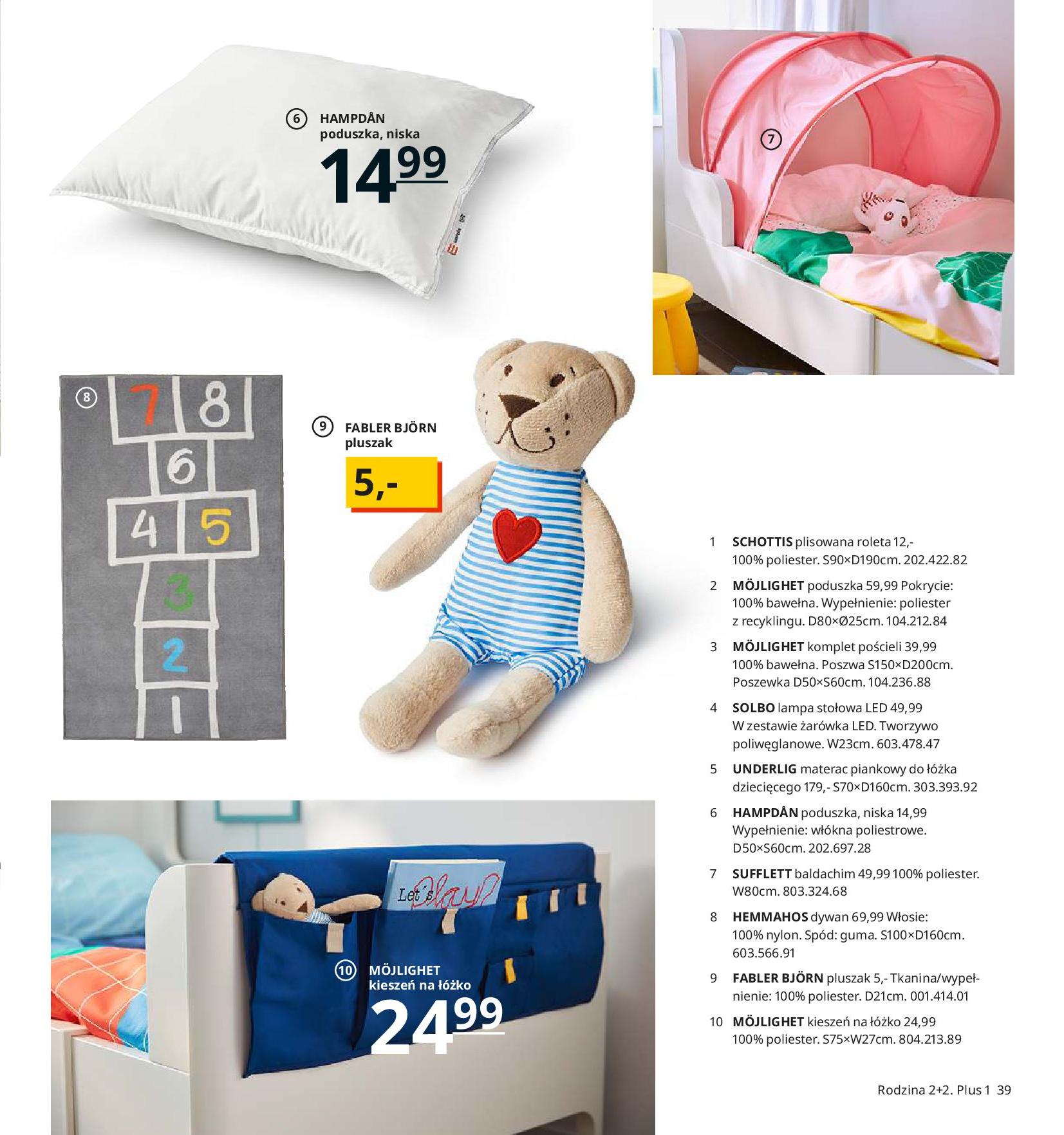 Gazetka IKEA - Katalog IKEA 2020-25.08.2019-31.07.2020-page-39