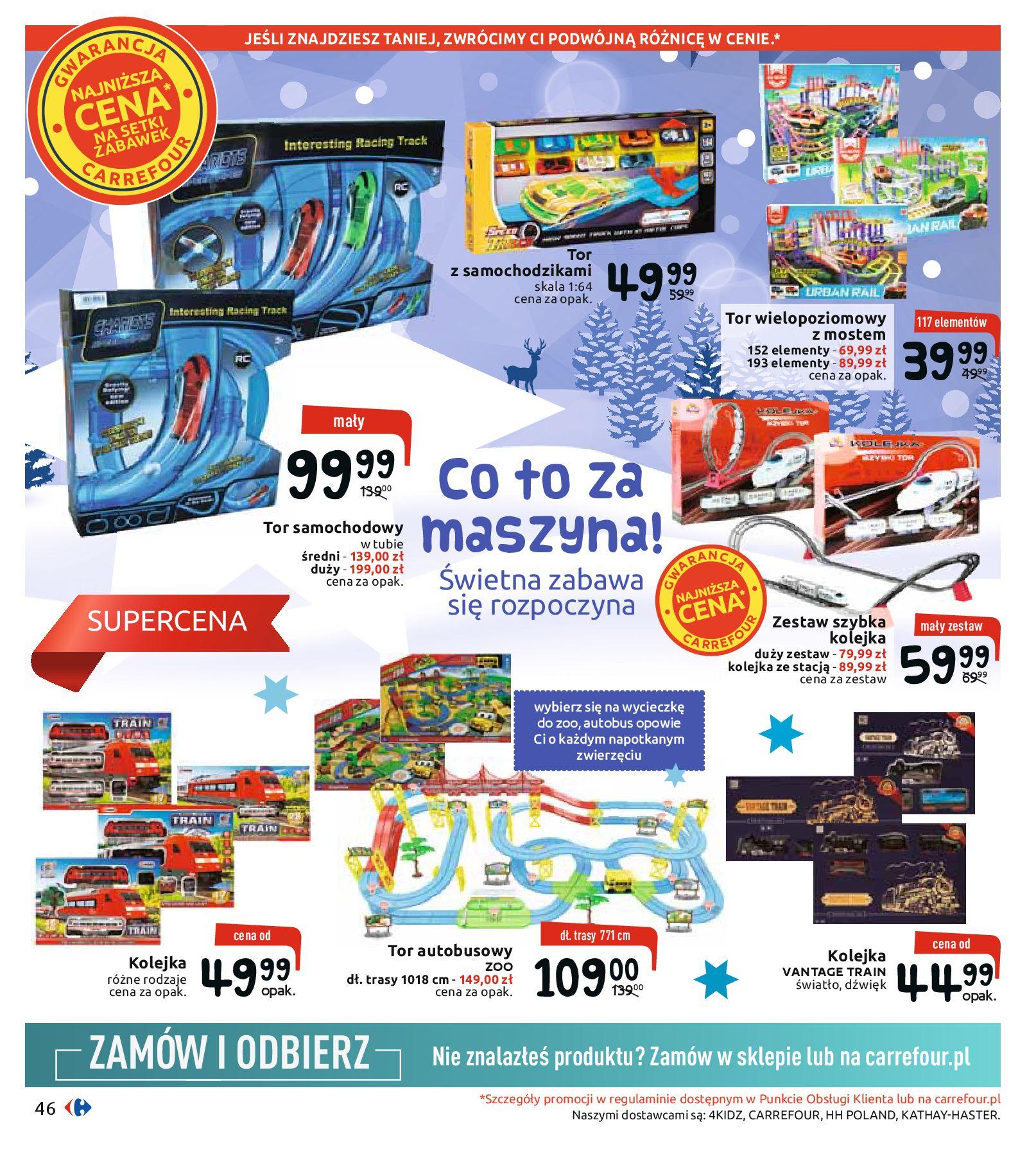 Gazetka Carrefour - Czary mary-03.11.2019-24.12.2019-page-46
