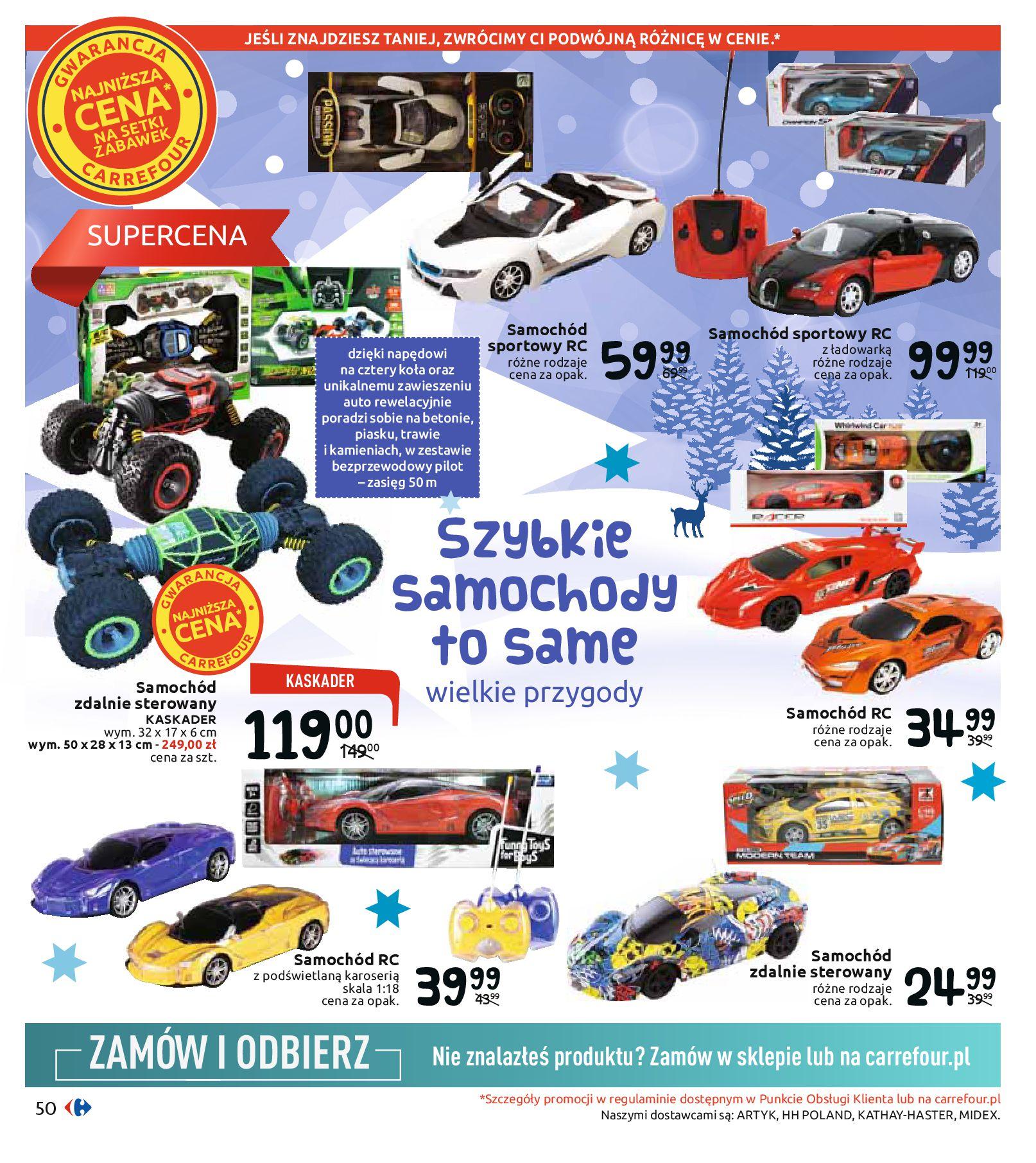 Gazetka Carrefour - Czary mary-03.11.2019-24.12.2019-page-50