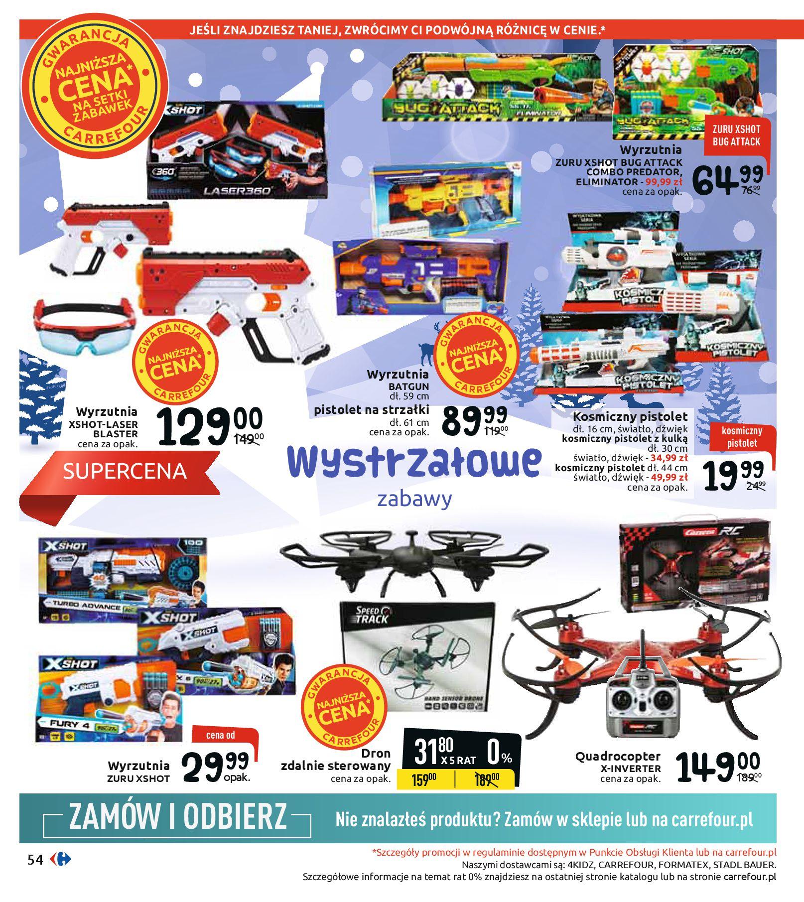 Gazetka Carrefour - Czary mary-03.11.2019-24.12.2019-page-54