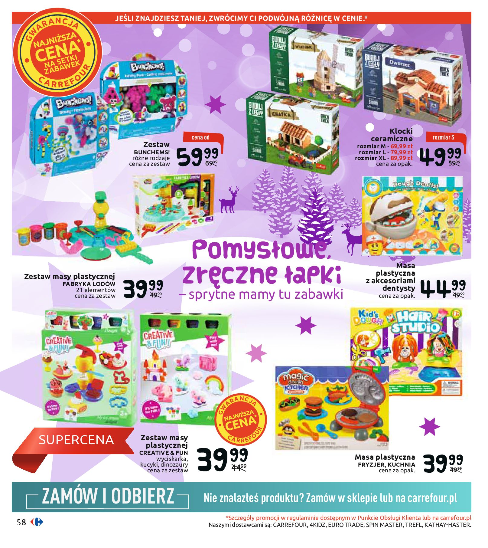 Gazetka Carrefour - Czary mary-03.11.2019-24.12.2019-page-58