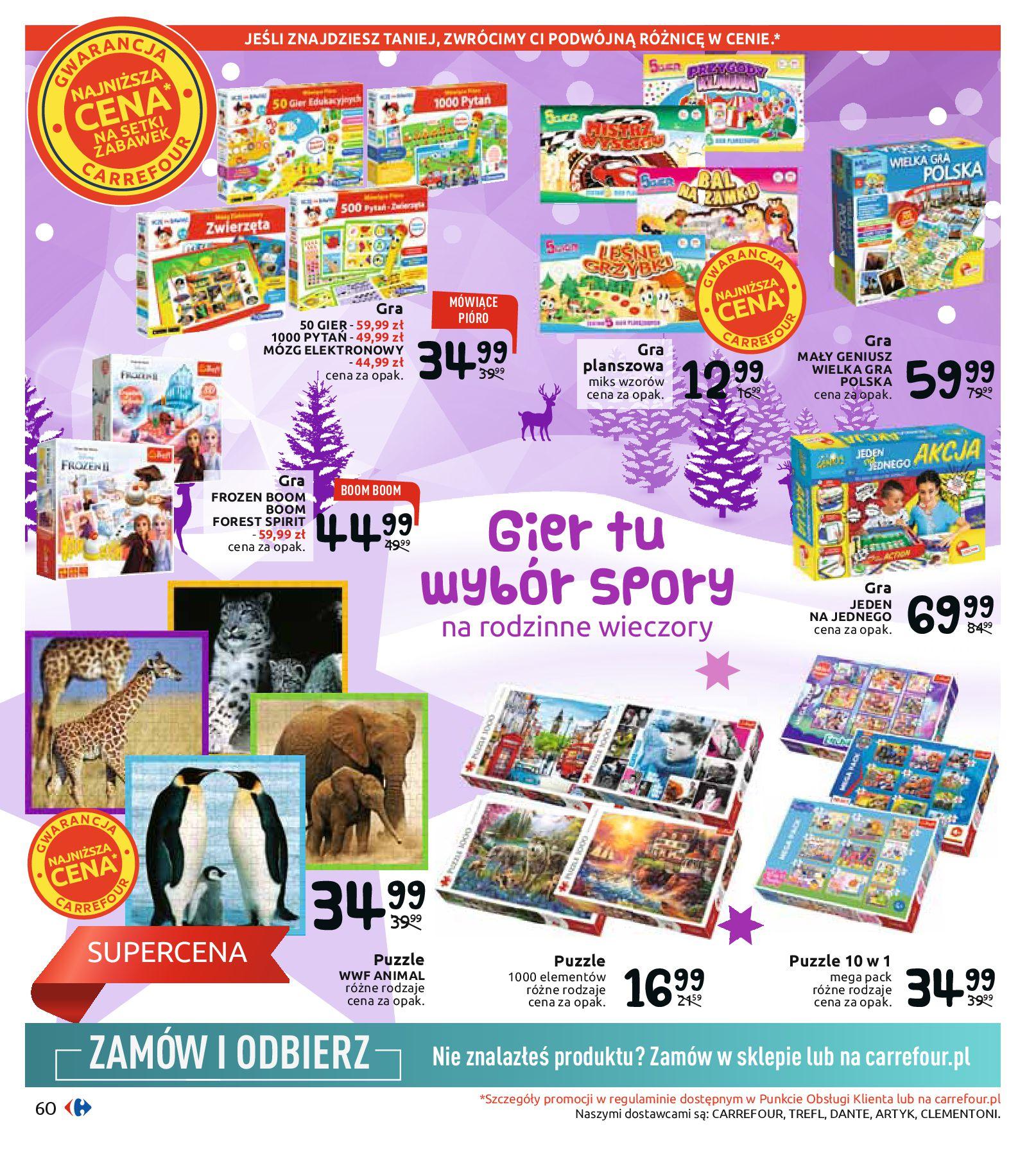 Gazetka Carrefour - Czary mary-03.11.2019-24.12.2019-page-60