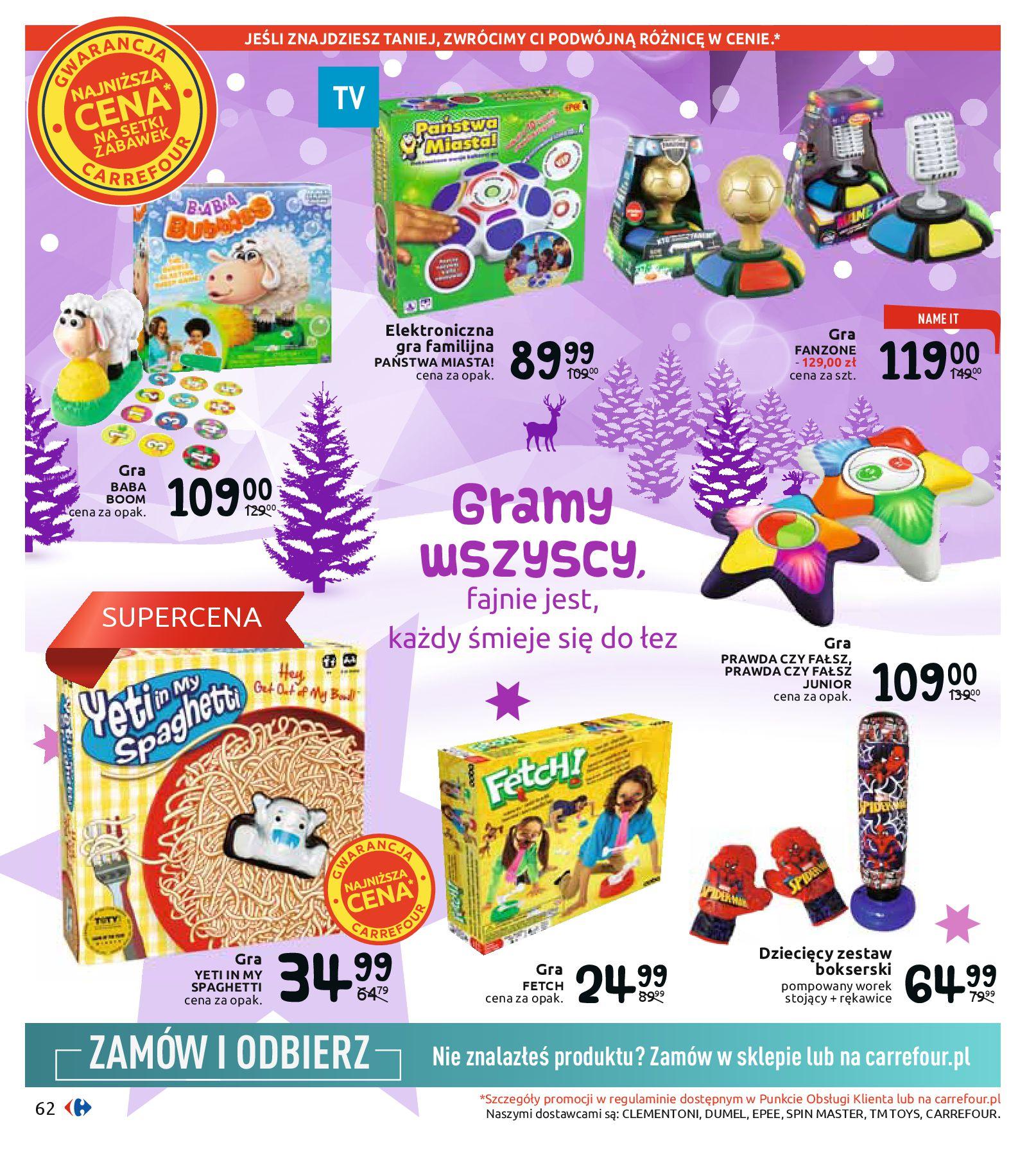 Gazetka Carrefour - Czary mary-03.11.2019-24.12.2019-page-62