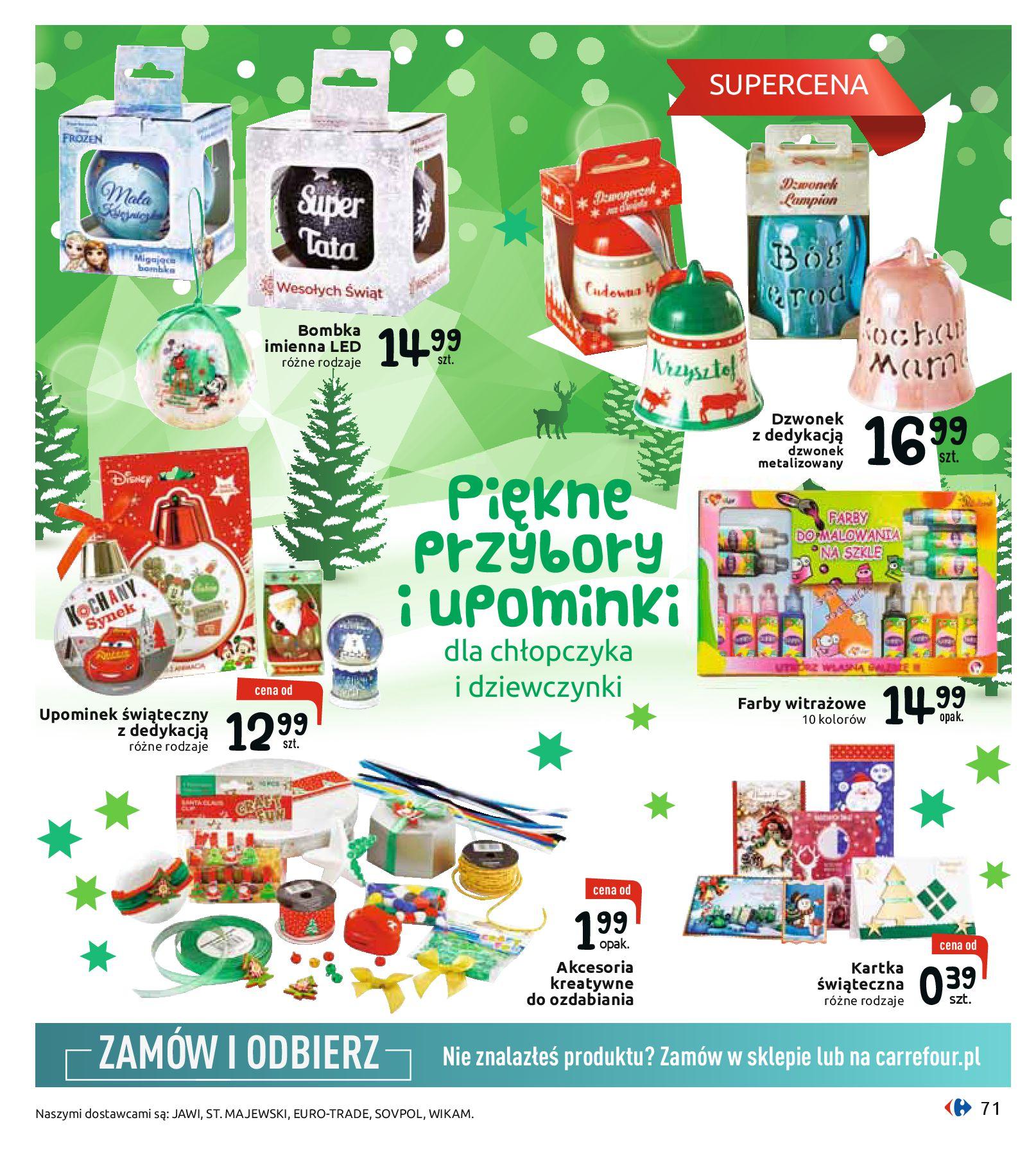 Gazetka Carrefour - Czary mary-03.11.2019-24.12.2019-page-71